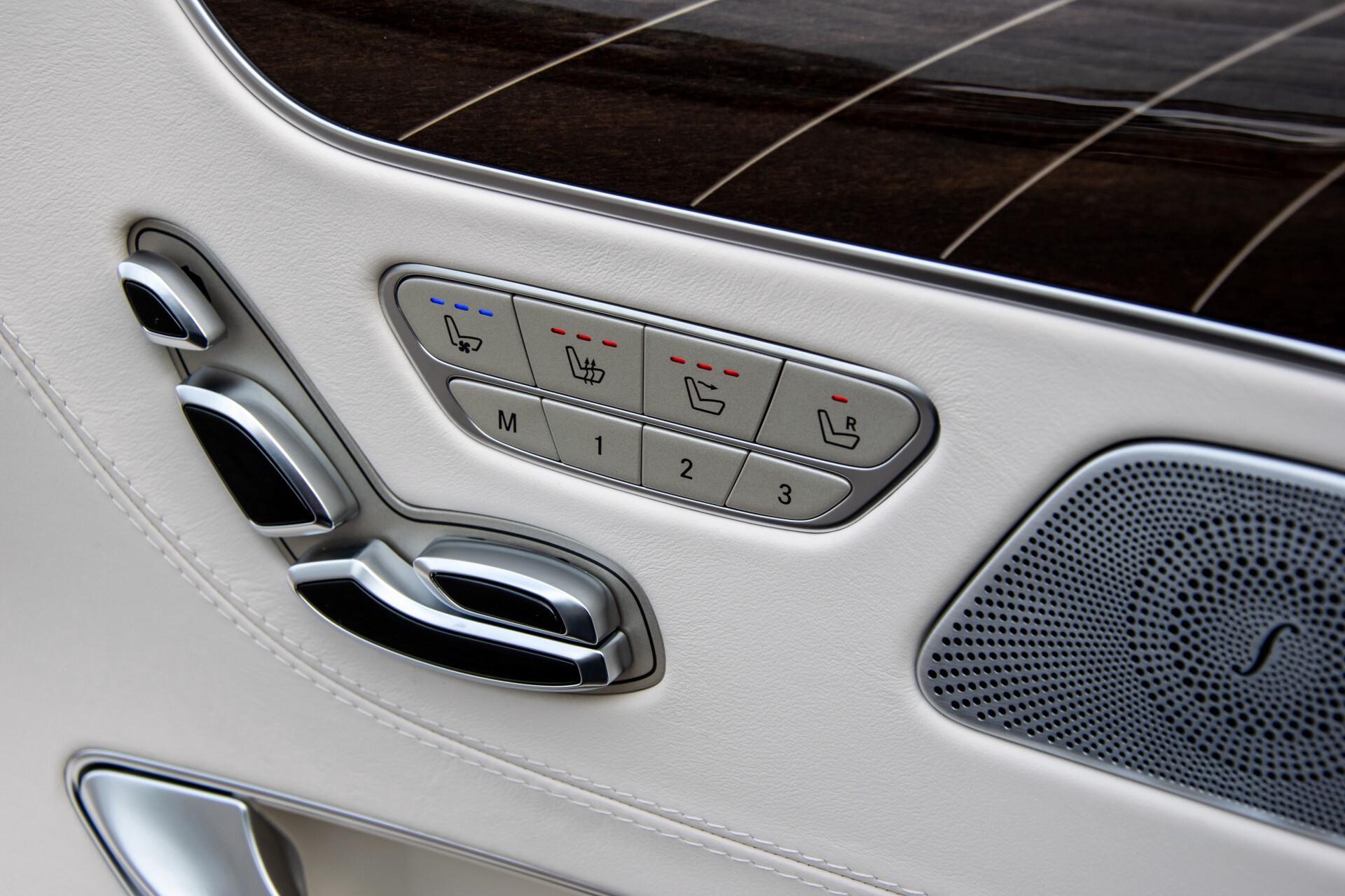 Mercedes-Benz S-Klasse Cabrio 650 Maybach 1 of 300 1ste eigenaar 642 km Aut7 Foto 28