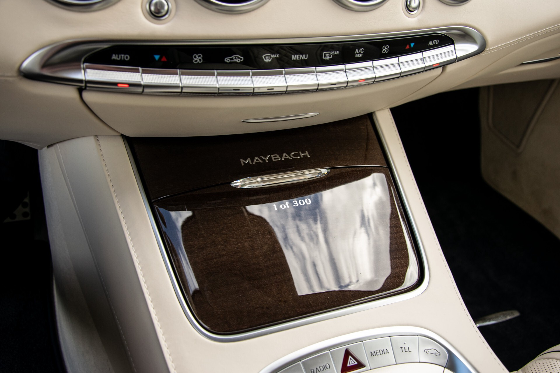 Mercedes-Benz S-Klasse Cabrio 650 Maybach 1 of 300 1ste eigenaar 642 km Aut7 Foto 46