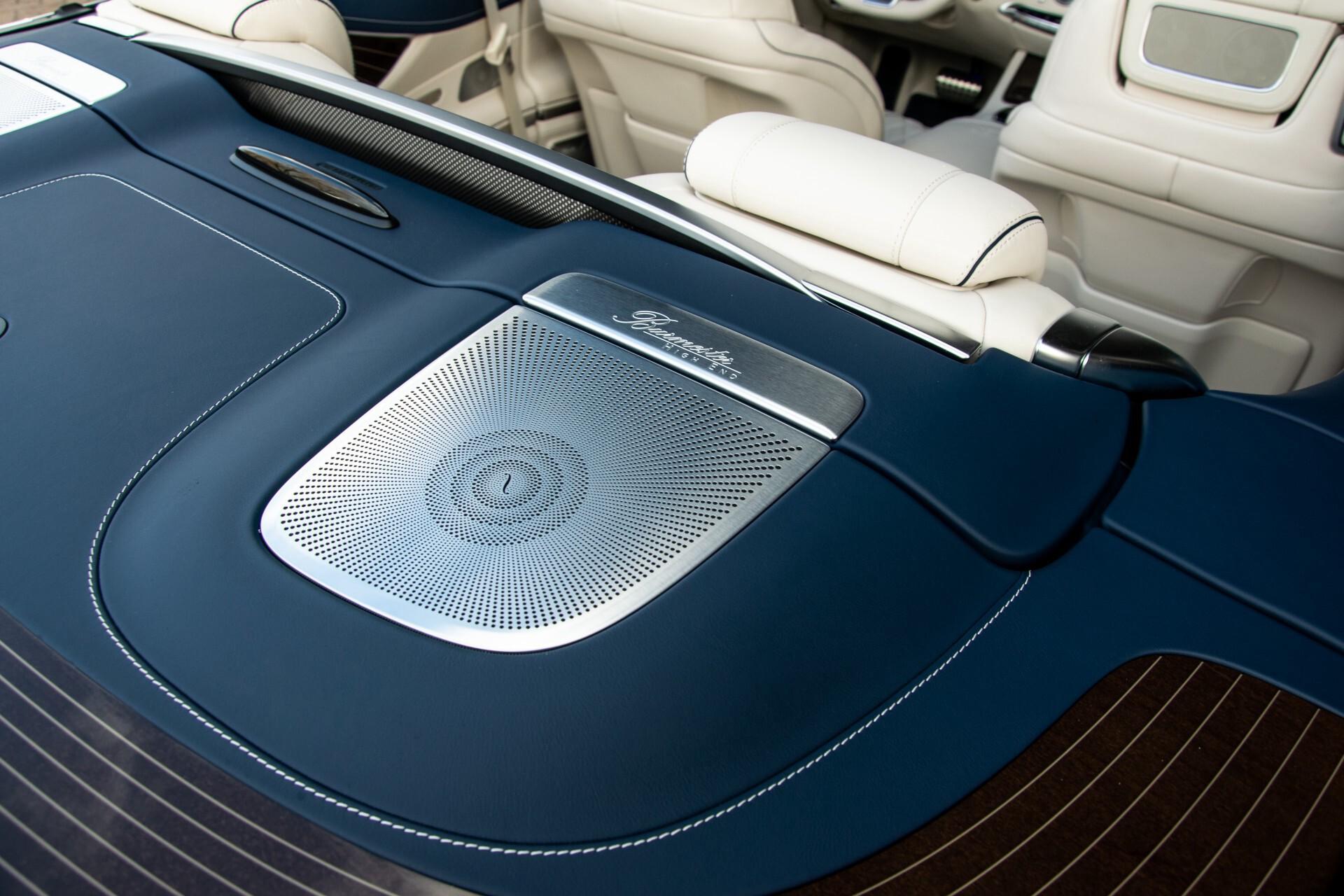 Mercedes-Benz S-Klasse Cabrio 650 Maybach 1 of 300 1ste eigenaar 642 km Aut7 Foto 60