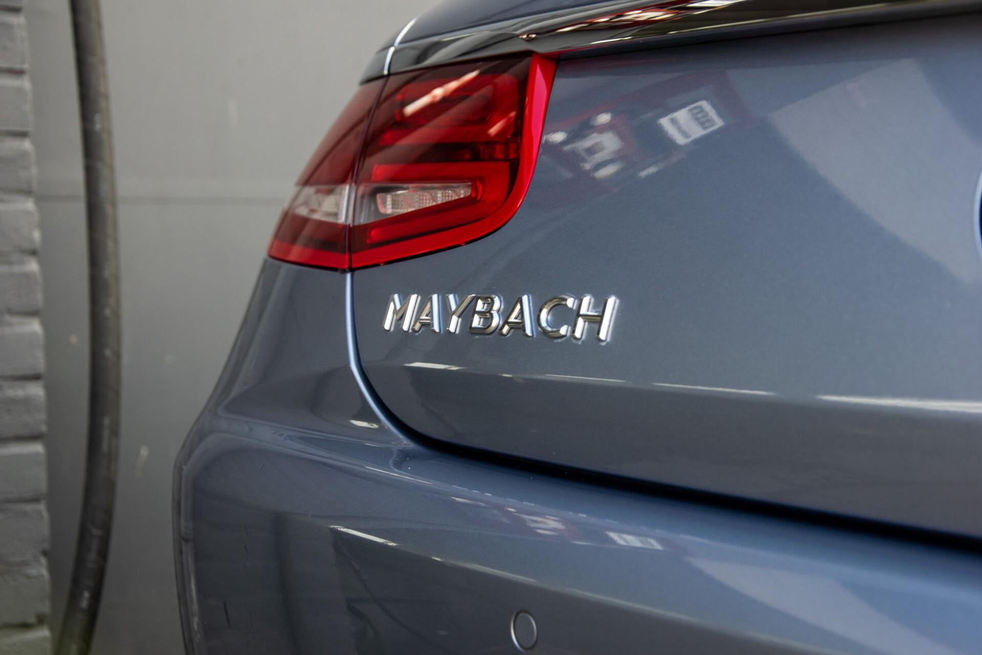 Mercedes-Benz S-Klasse Cabrio 650 Maybach 1 of 300 1ste eigenaar 642 km Aut7 Foto 68