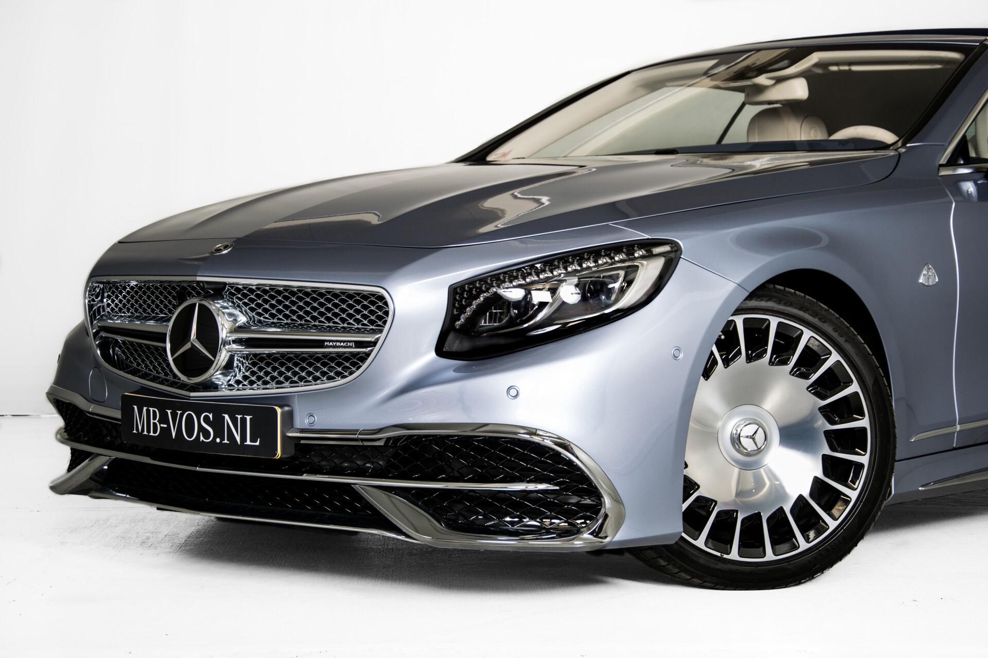 Mercedes-Benz S-Klasse Cabrio 650 Maybach 1 of 300 1ste eigenaar 642 km Aut7 Foto 71