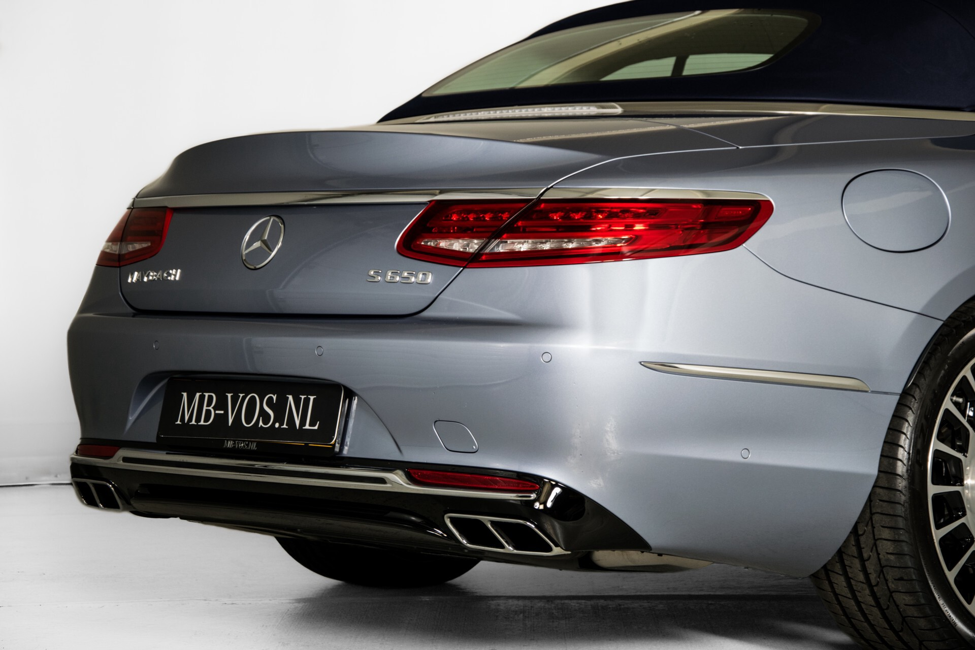 Mercedes-Benz S-Klasse Cabrio 650 Maybach 1 of 300 1ste eigenaar 642 km Aut7 Foto 72