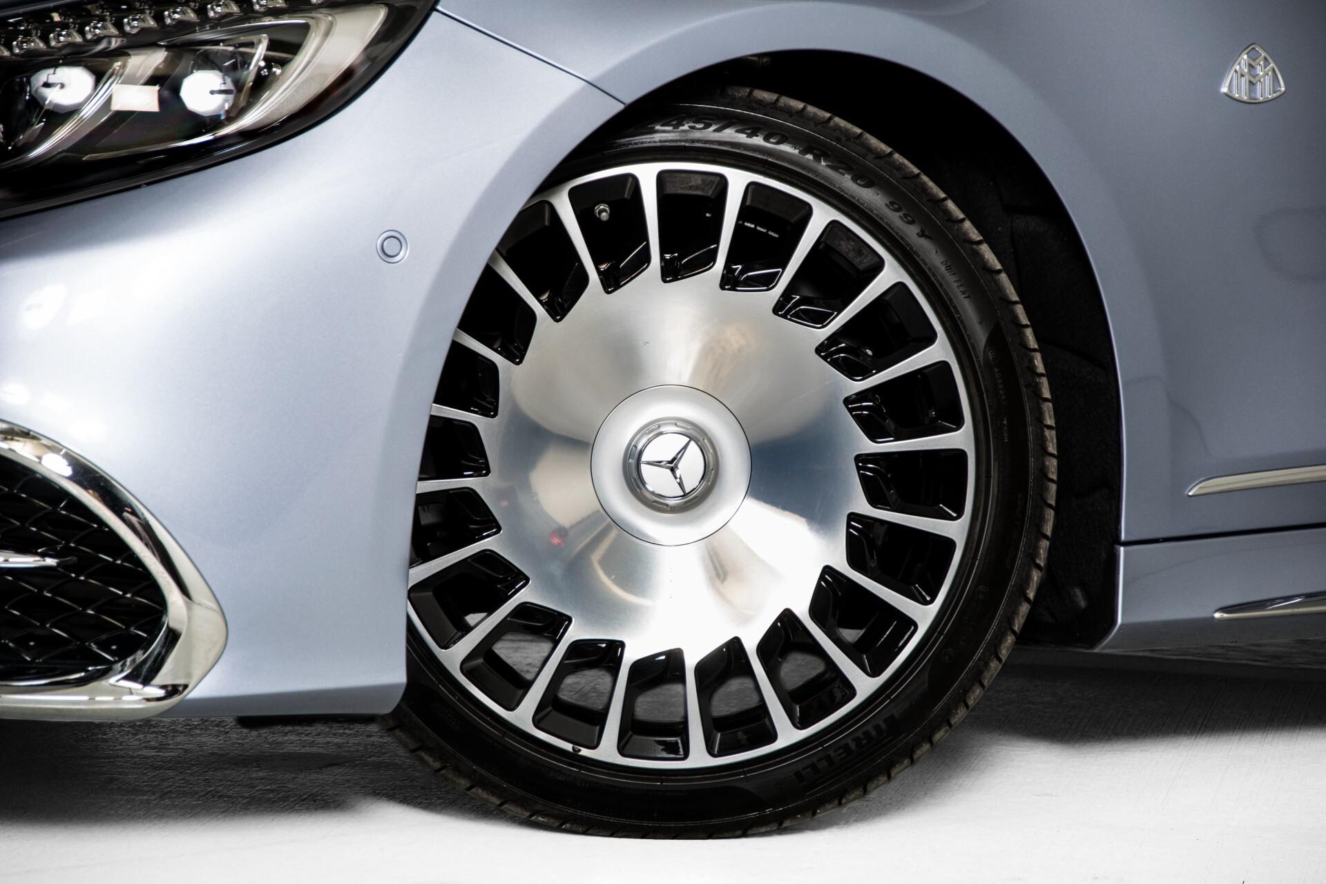 Mercedes-Benz S-Klasse Cabrio 650 Maybach 1 of 300 1ste eigenaar 642 km Aut7 Foto 73