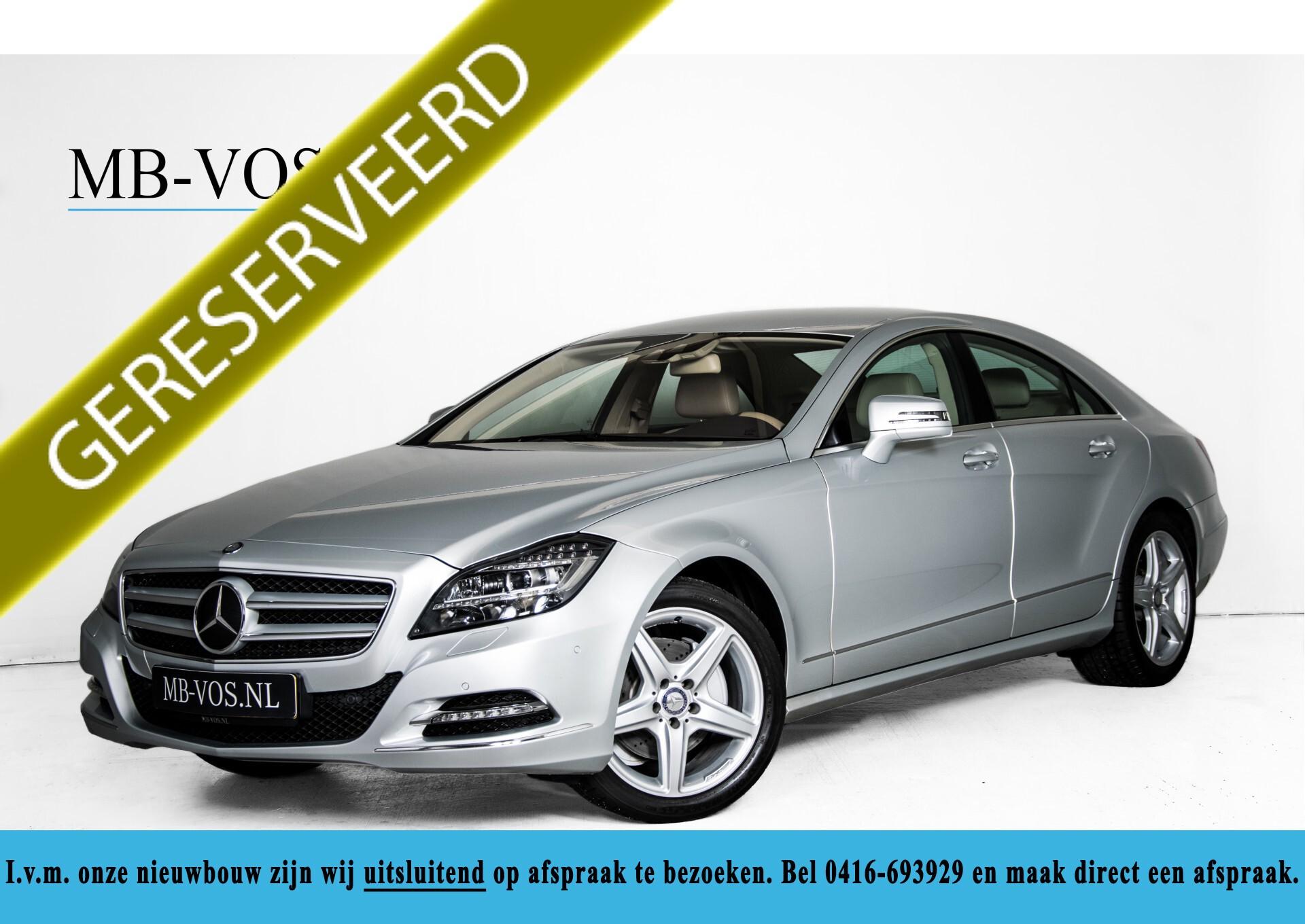 Mercedes-Benz CLS-Klasse 350 Cdi Luchtvering/Distronic/Nachtzicht/AMG/Comand/ILS Aut7 Foto 1