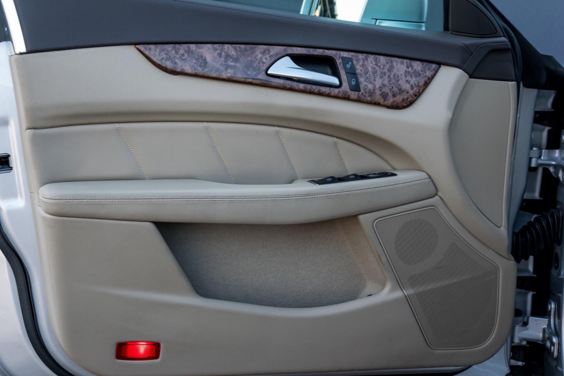 Mercedes-Benz CLS-Klasse 350 Cdi Luchtvering/Distronic/Nachtzicht/AMG/Comand/ILS Aut7 Foto 17
