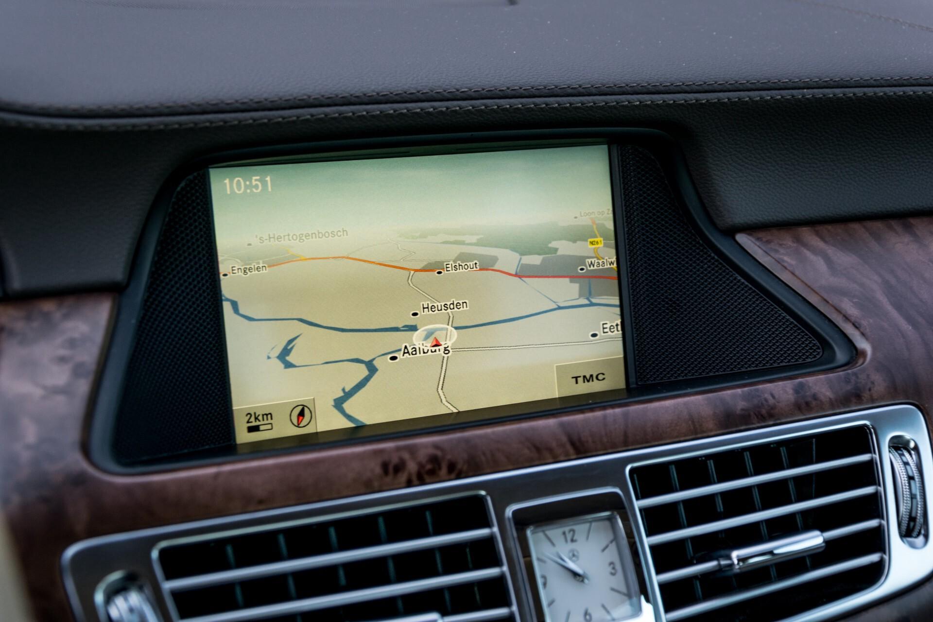 Mercedes-Benz CLS-Klasse 350 Cdi Luchtvering/Distronic/Nachtzicht/AMG/Comand/ILS Aut7 Foto 23
