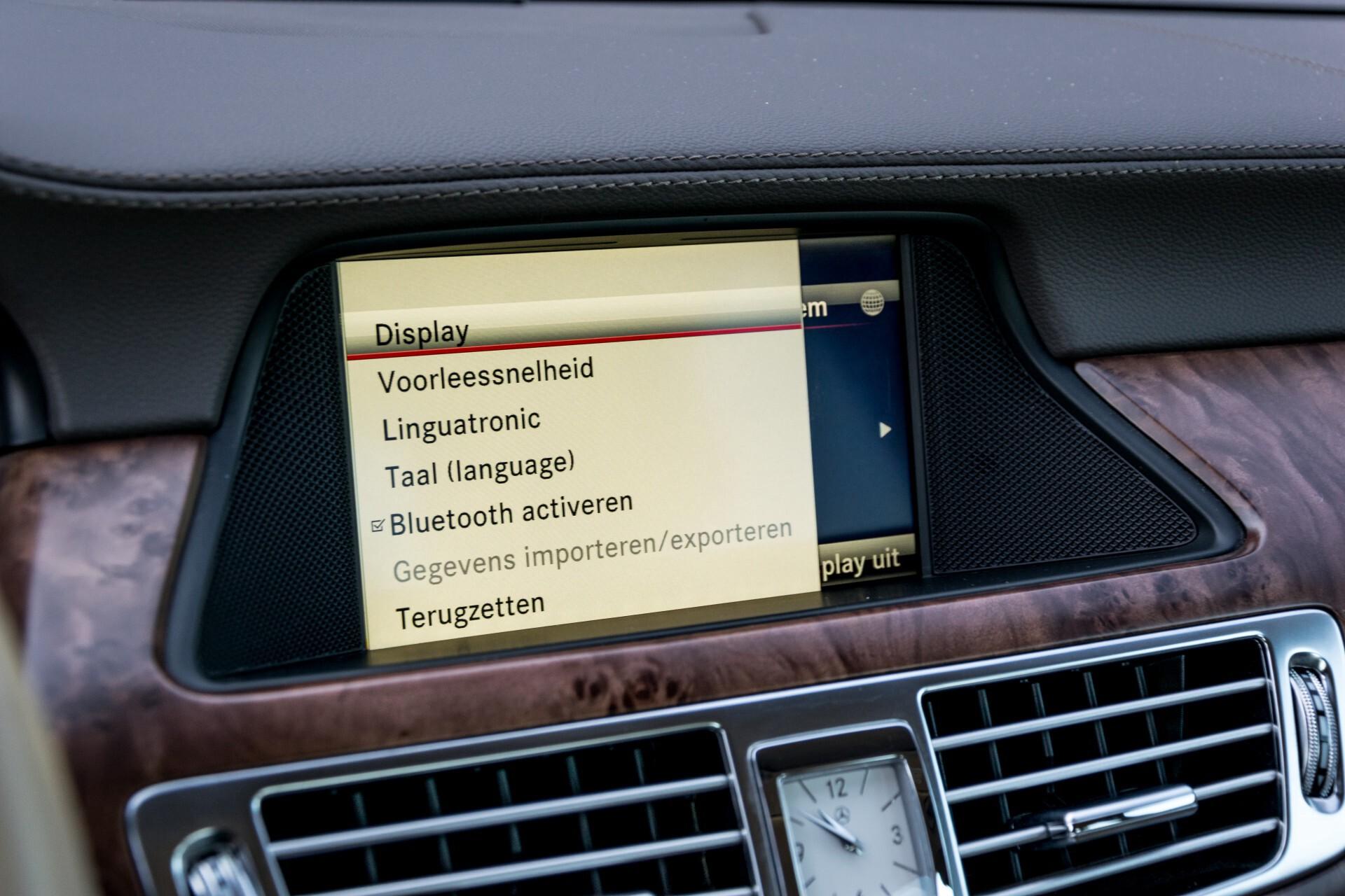 Mercedes-Benz CLS-Klasse 350 Cdi Luchtvering/Distronic/Nachtzicht/AMG/Comand/ILS Aut7 Foto 25
