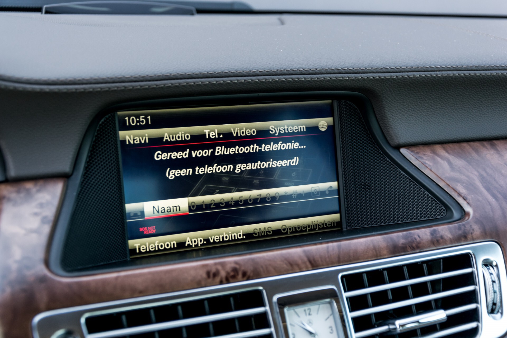 Mercedes-Benz CLS-Klasse 350 Cdi Luchtvering/Distronic/Nachtzicht/AMG/Comand/ILS Aut7 Foto 27
