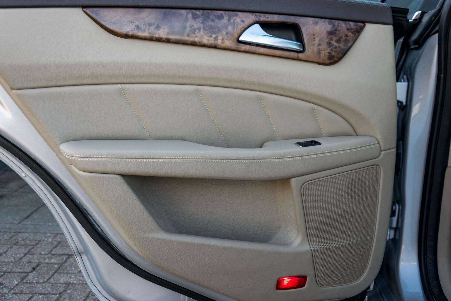 Mercedes-Benz CLS-Klasse 350 Cdi Luchtvering/Distronic/Nachtzicht/AMG/Comand/ILS Aut7 Foto 39