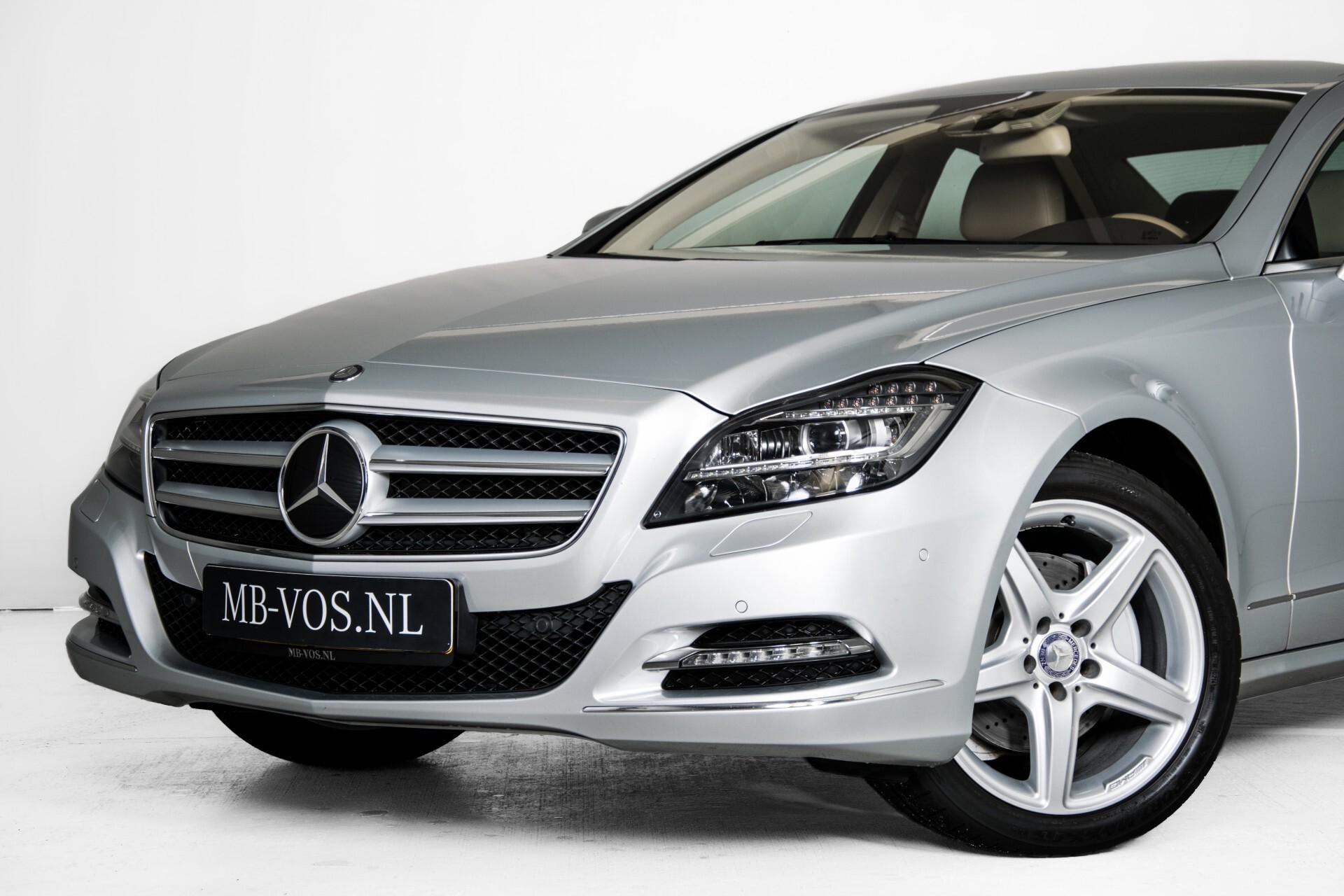 Mercedes-Benz CLS-Klasse 350 Cdi Luchtvering/Distronic/Nachtzicht/AMG/Comand/ILS Aut7 Foto 43