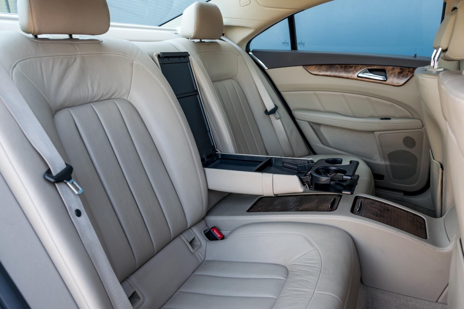 Mercedes-Benz CLS-Klasse 350 Cdi Luchtvering/Distronic/Nachtzicht/AMG/Comand/ILS Aut7 Foto 6