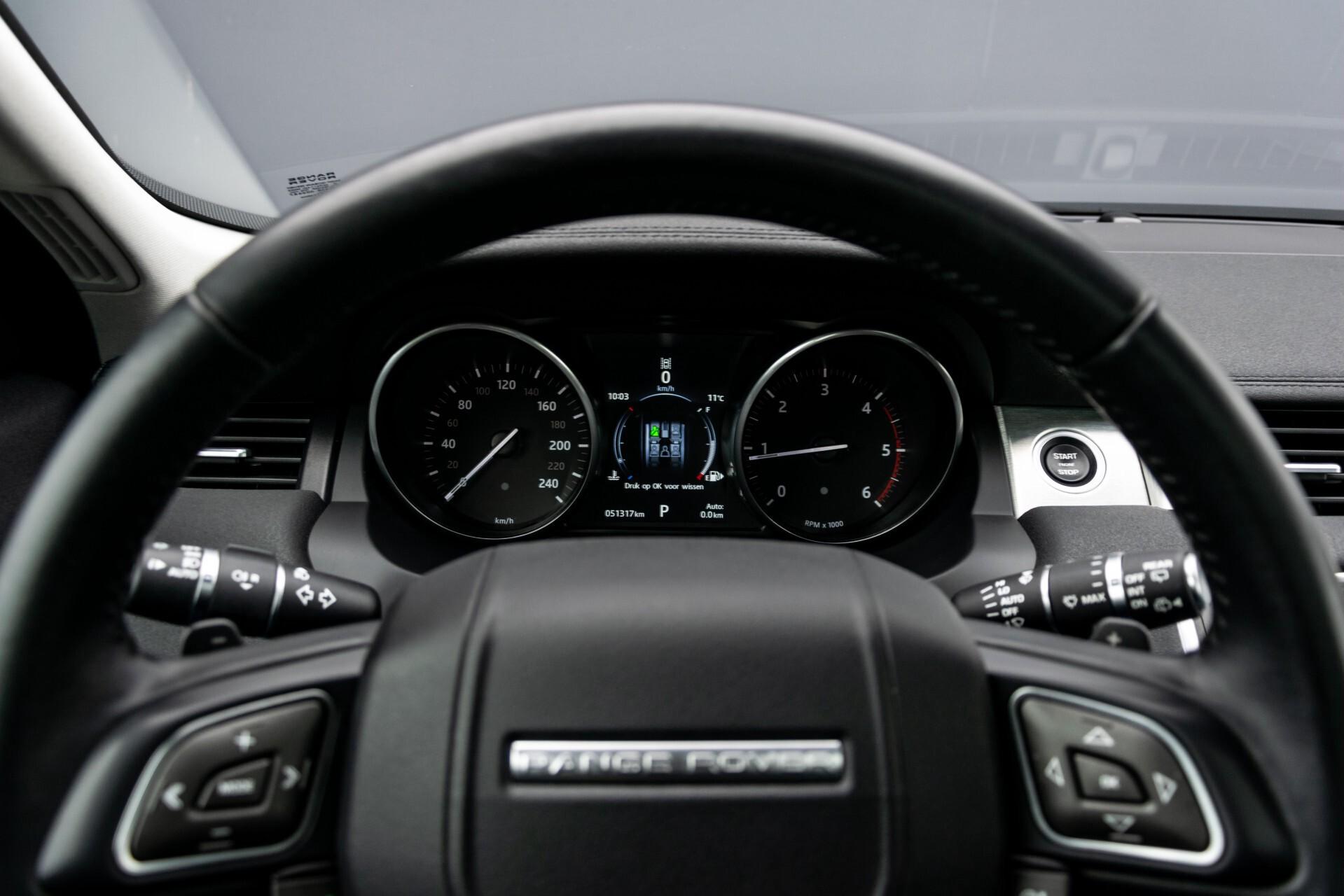 Land Rover Range Rover Evoque 2.0 TD4 SE Dynamic Blackline Panorama Camera Aut9 Foto 14