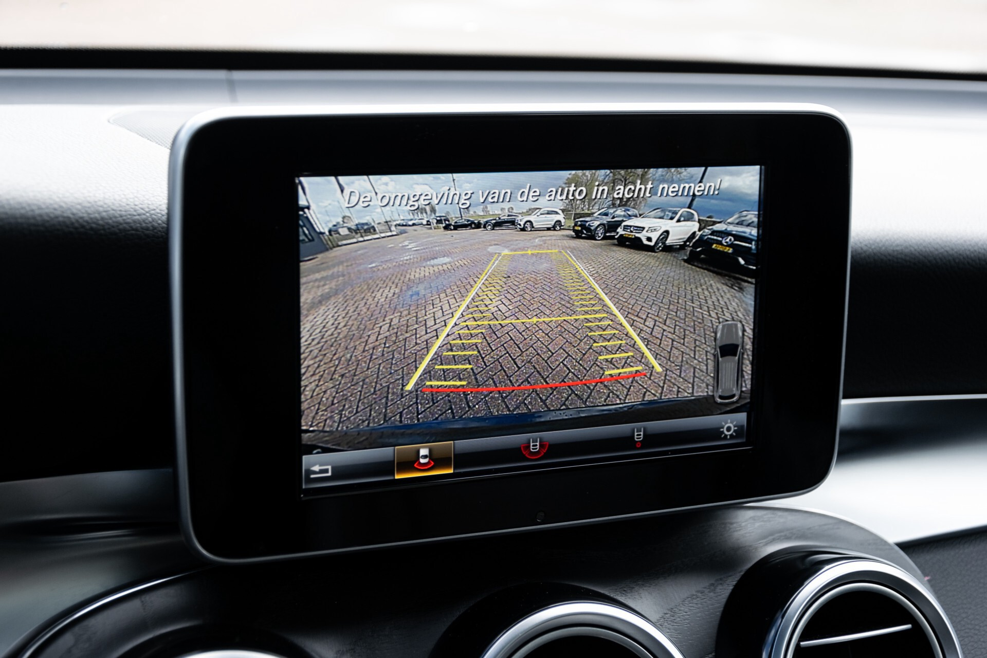 "Mercedes-Benz GLC 250 d 4-M AMG Panorama/Burmester/20""/Treeplanken/Trekhaak/Camera Aut9 Foto 37"