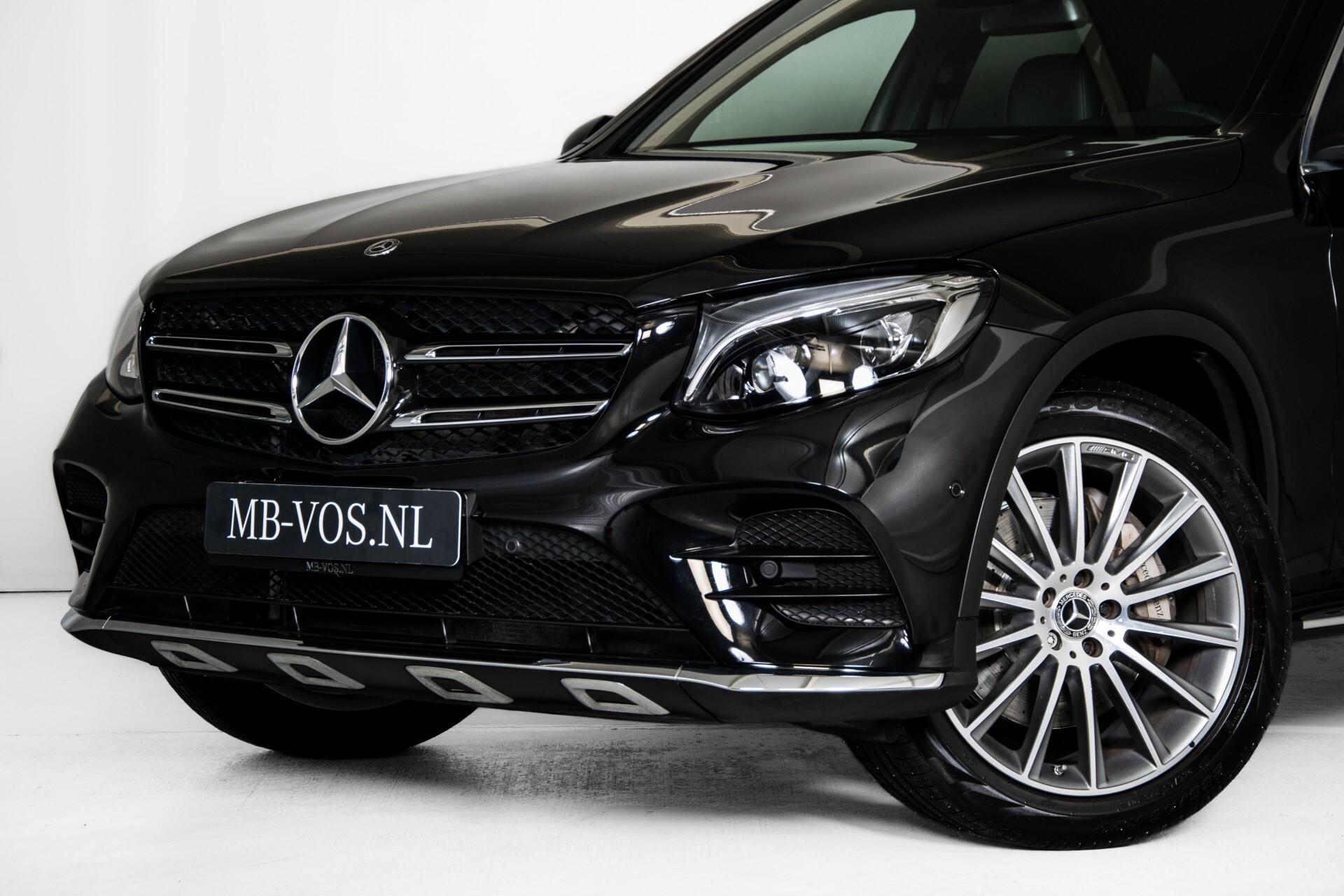 "Mercedes-Benz GLC 250 d 4-M AMG Panorama/Burmester/20""/Treeplanken/Trekhaak/Camera Aut9 Foto 52"