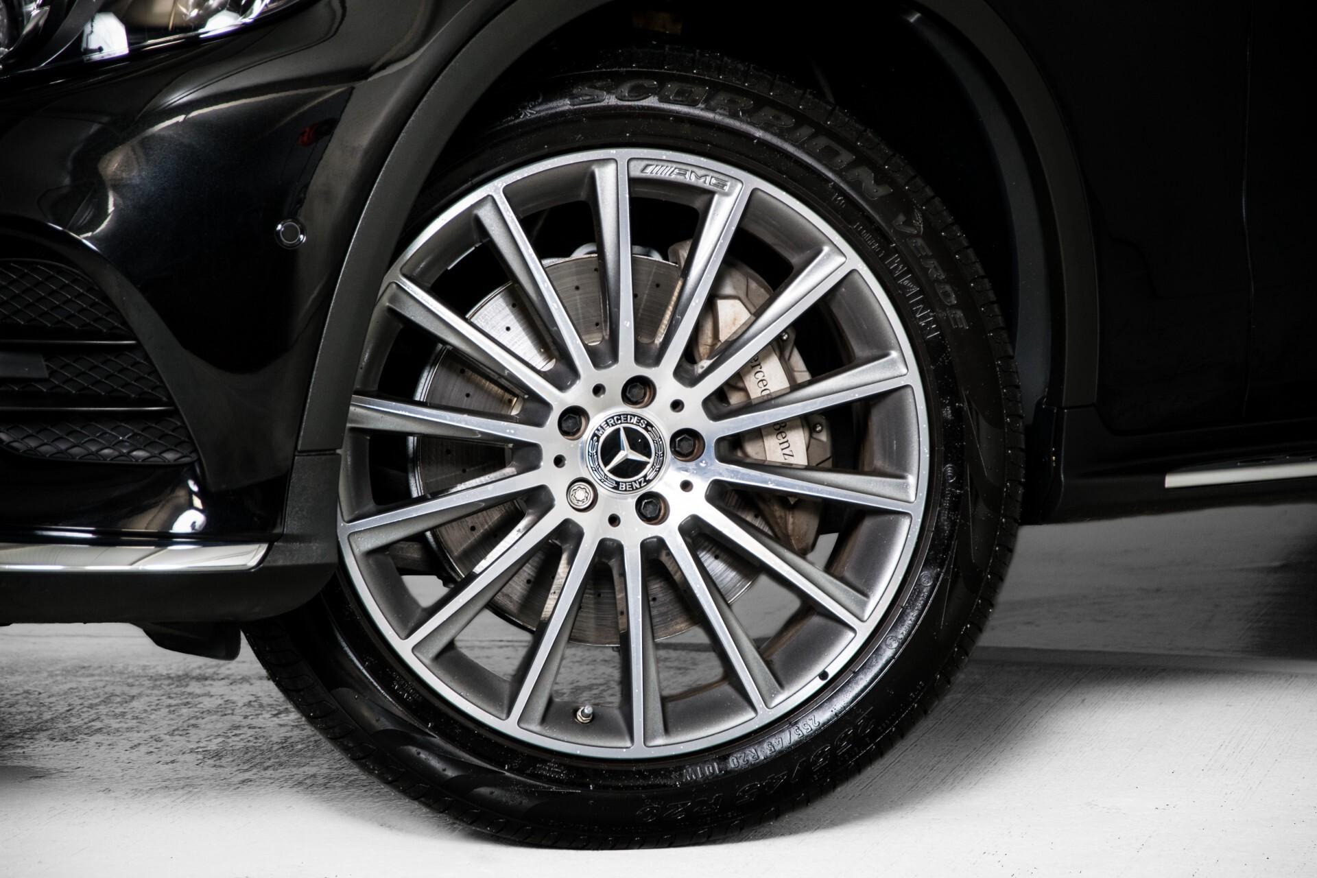 "Mercedes-Benz GLC 250 d 4-M AMG Panorama/Burmester/20""/Treeplanken/Trekhaak/Camera Aut9 Foto 54"