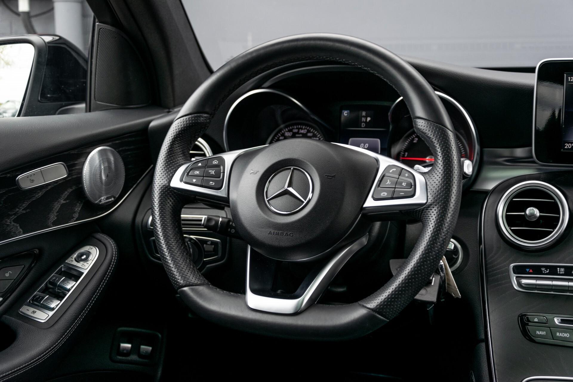 "Mercedes-Benz GLC 250 d 4-M AMG Panorama/Burmester/20""/Treeplanken/Trekhaak/Camera Aut9 Foto 7"
