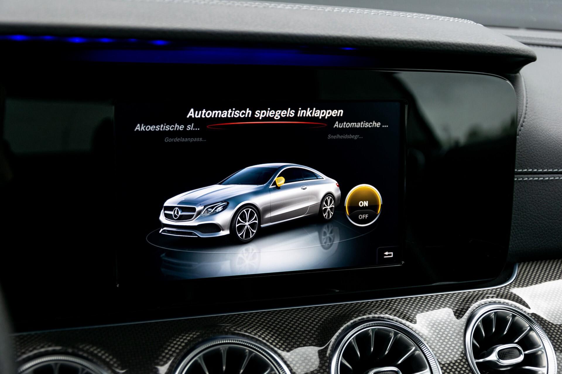 Mercedes-Benz E-Klasse Coupé 220 d AMG Night Panorama Aut9 Foto 25