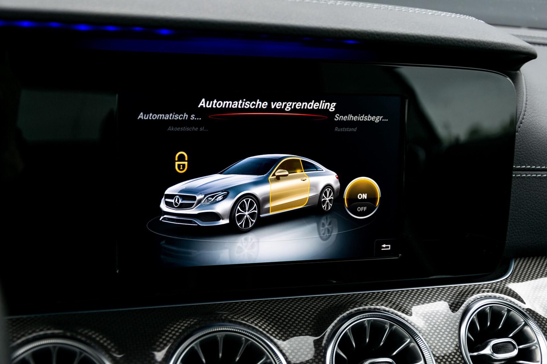 Mercedes-Benz E-Klasse Coupé 220 d AMG Night Panorama Aut9 Foto 27