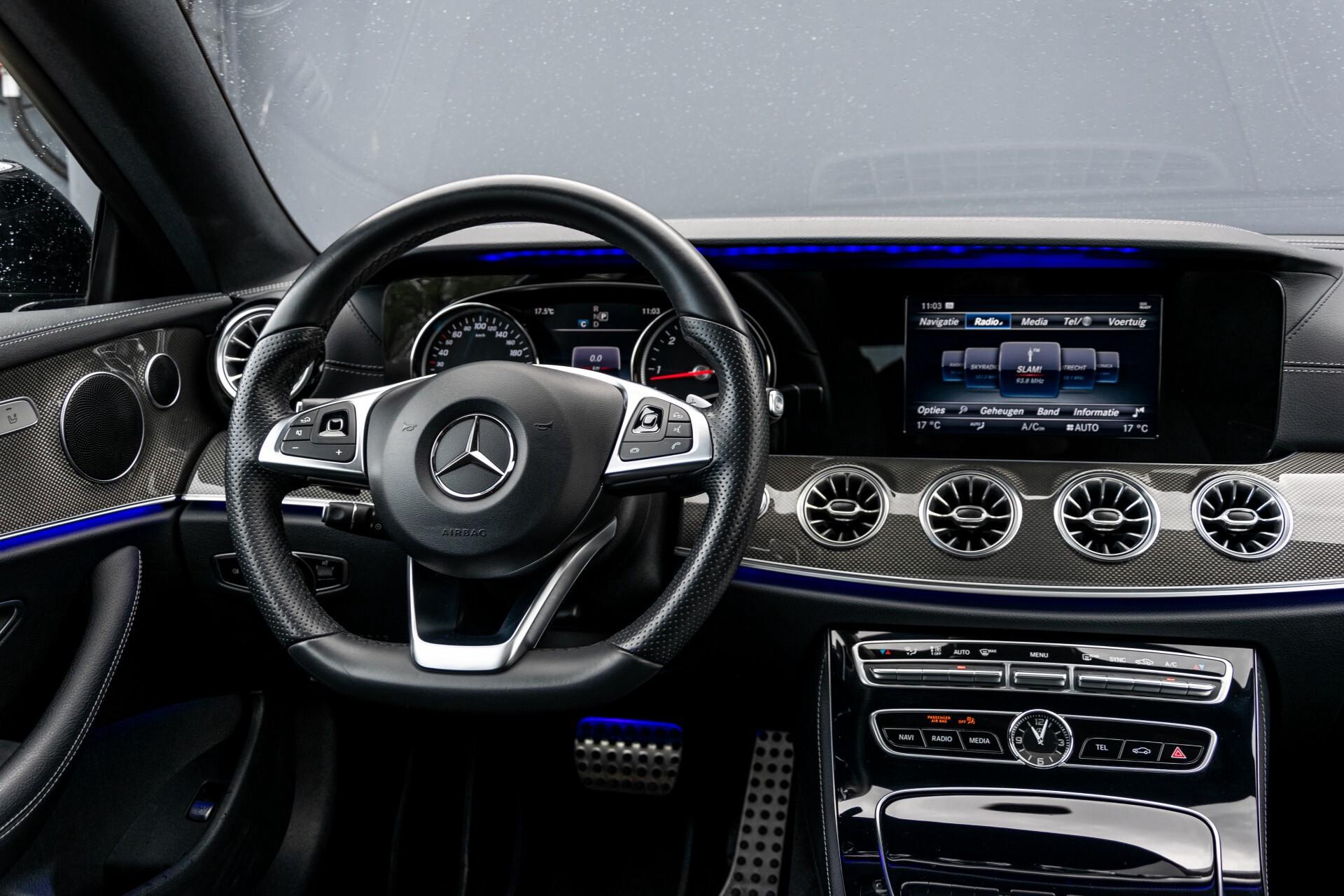 Mercedes-Benz E-Klasse Coupé 220 d AMG Night Panorama Aut9 Foto 5