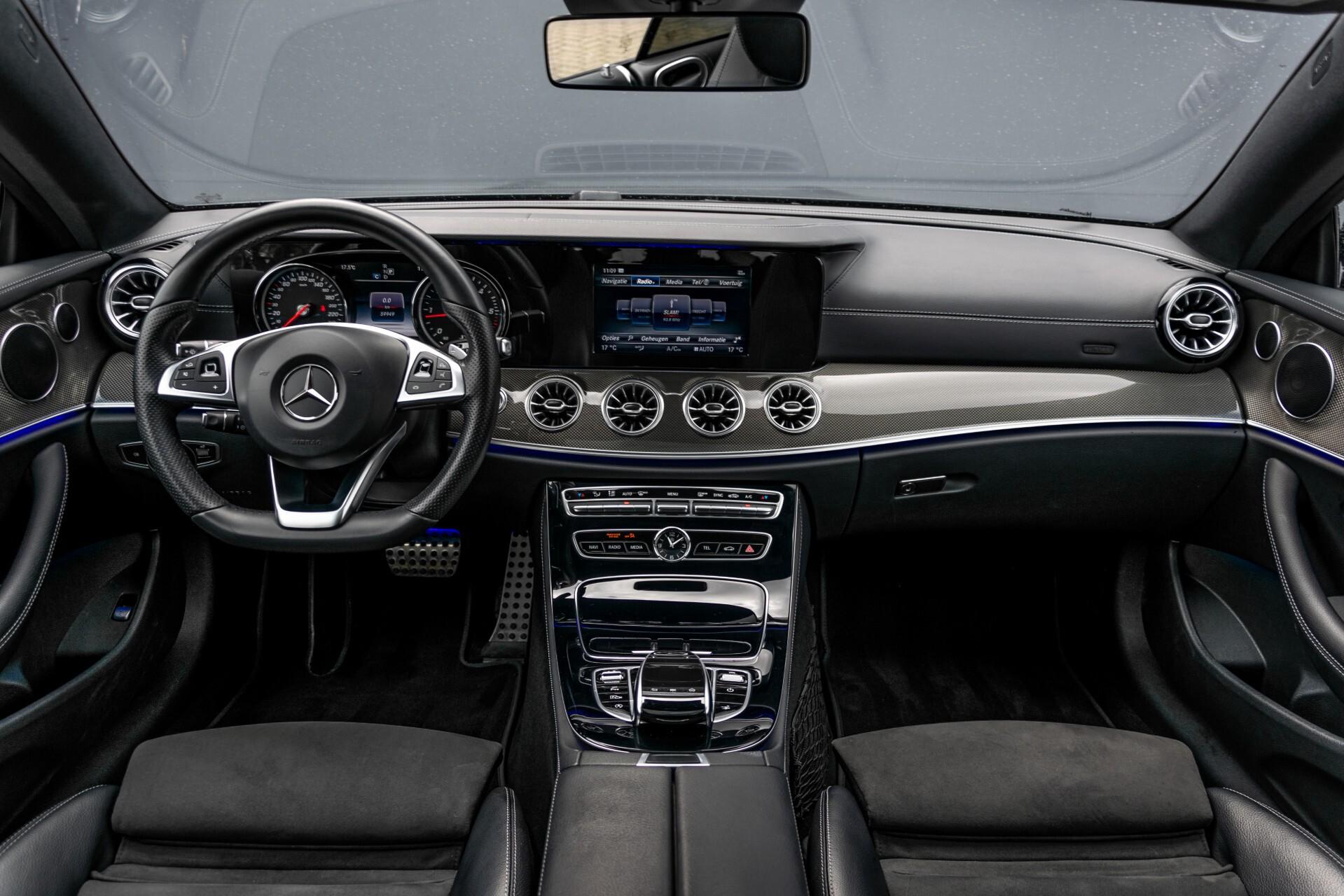 Mercedes-Benz E-Klasse Coupé 220 d AMG Night Panorama Aut9 Foto 7