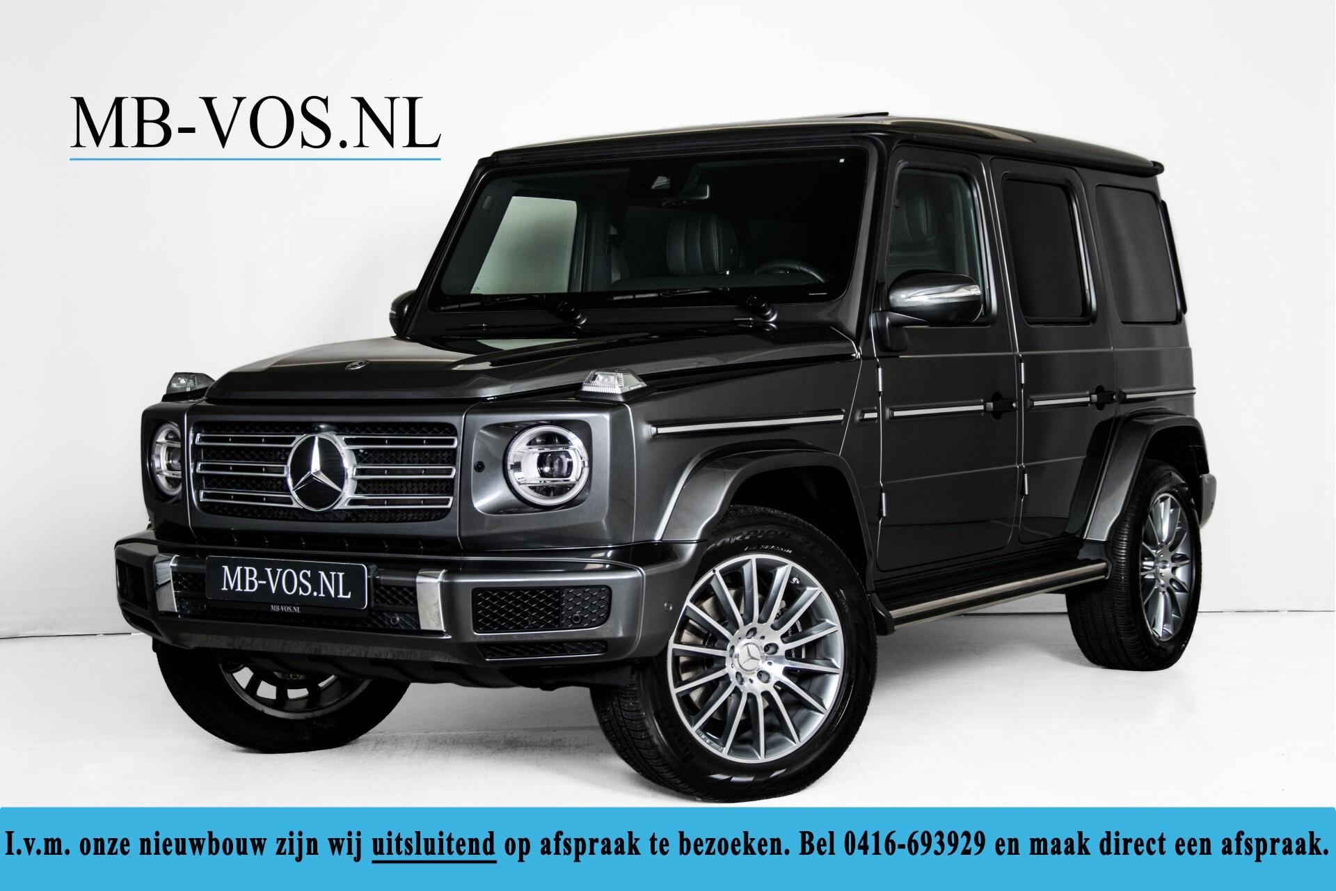 Mercedes-Benz G-Klasse 500 AMG Massage/Entertainment/Manufaktur/Standkachel/Distronic/RVS Aut9 Foto 1