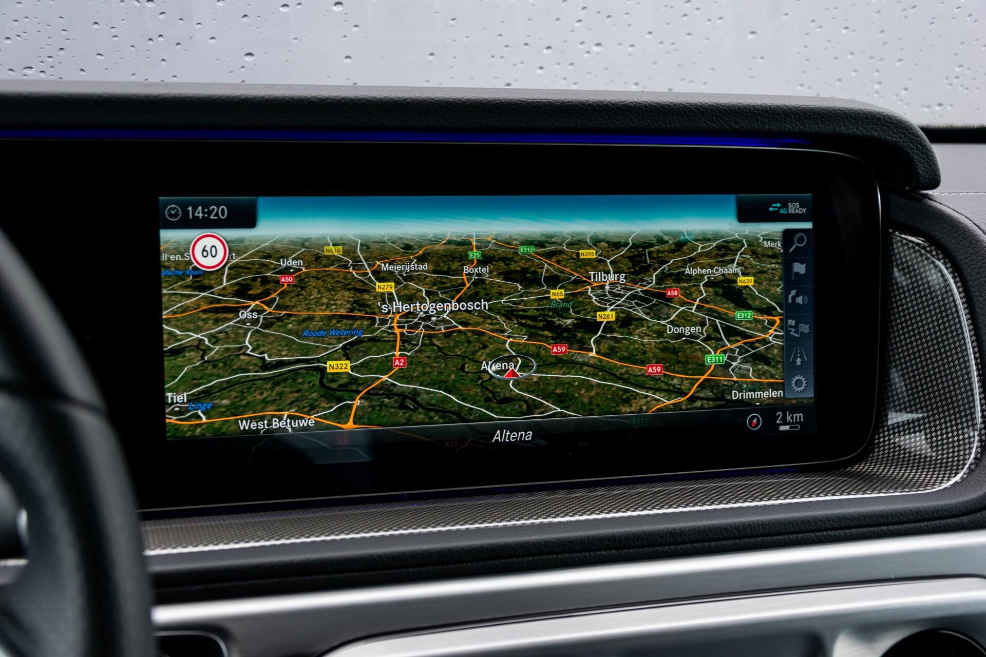 Mercedes-Benz G-Klasse 500 AMG Massage/Entertainment/Manufaktur/Standkachel/Distronic/RVS Aut9 Foto 10