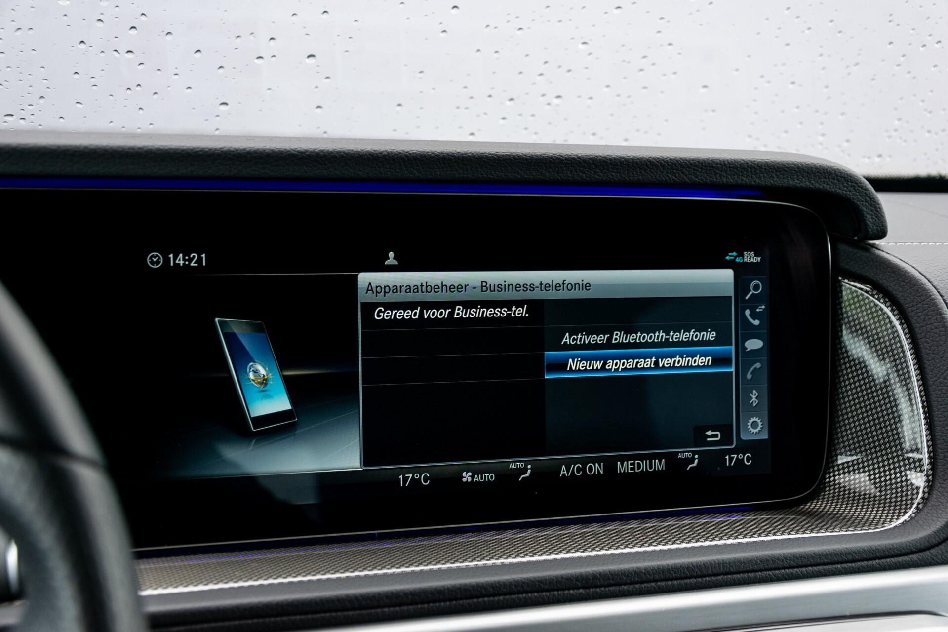 Mercedes-Benz G-Klasse 500 AMG Massage/Entertainment/Manufaktur/Standkachel/Distronic/RVS Aut9 Foto 16