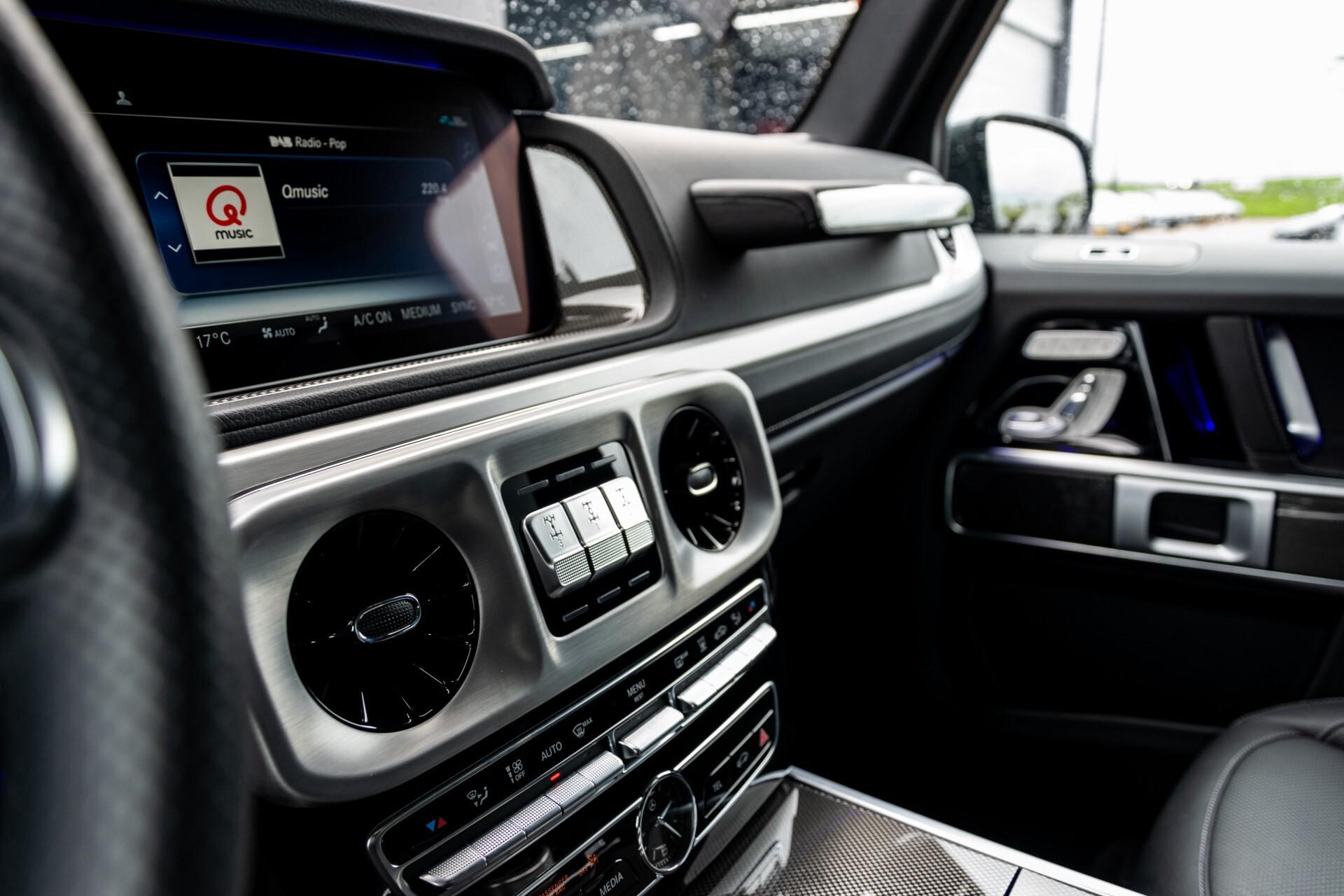 Mercedes-Benz G-Klasse 500 AMG Massage/Entertainment/Manufaktur/Standkachel/Distronic/RVS Aut9 Foto 17
