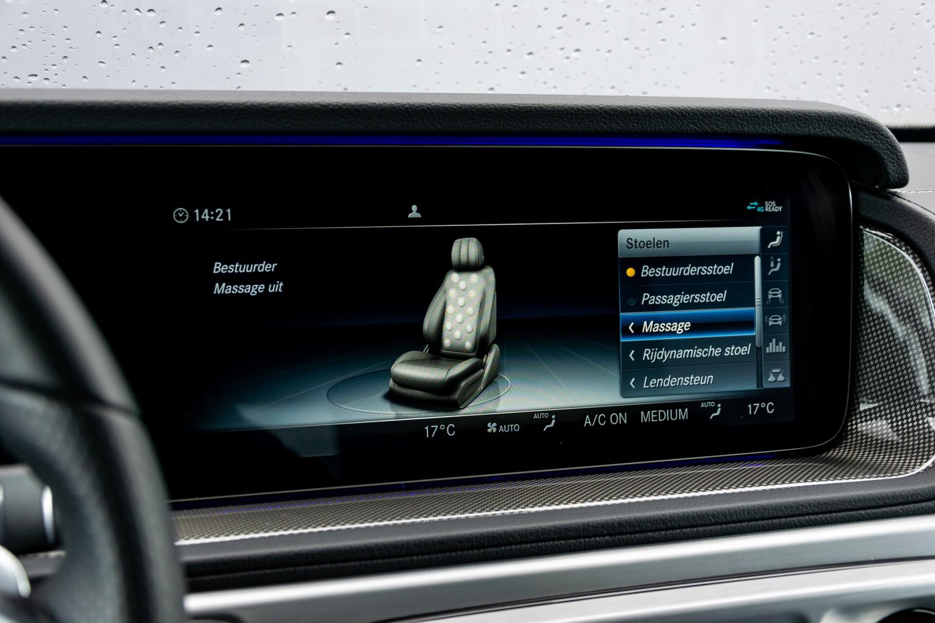 Mercedes-Benz G-Klasse 500 AMG Massage/Entertainment/Manufaktur/Standkachel/Distronic/RVS Aut9 Foto 18