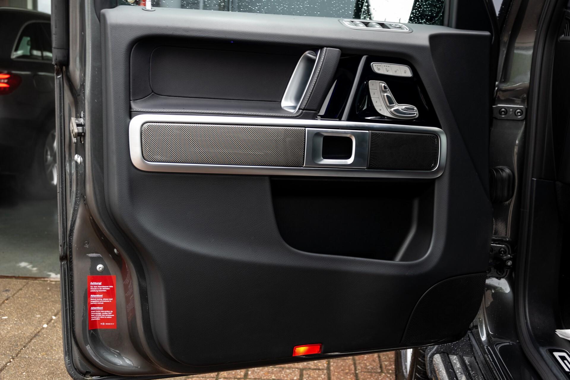 Mercedes-Benz G-Klasse 500 AMG Massage/Entertainment/Manufaktur/Standkachel/Distronic/RVS Aut9 Foto 19