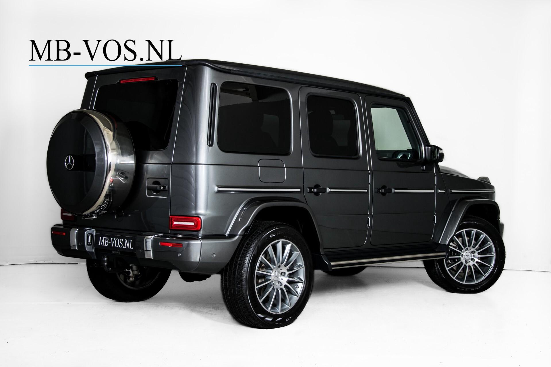 Mercedes-Benz G-Klasse 500 AMG Massage/Entertainment/Manufaktur/Standkachel/Distronic/RVS Aut9 Foto 2