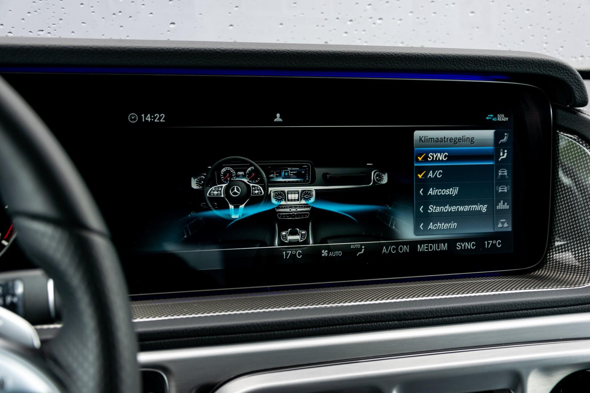 Mercedes-Benz G-Klasse 500 AMG Massage/Entertainment/Manufaktur/Standkachel/Distronic/RVS Aut9 Foto 20