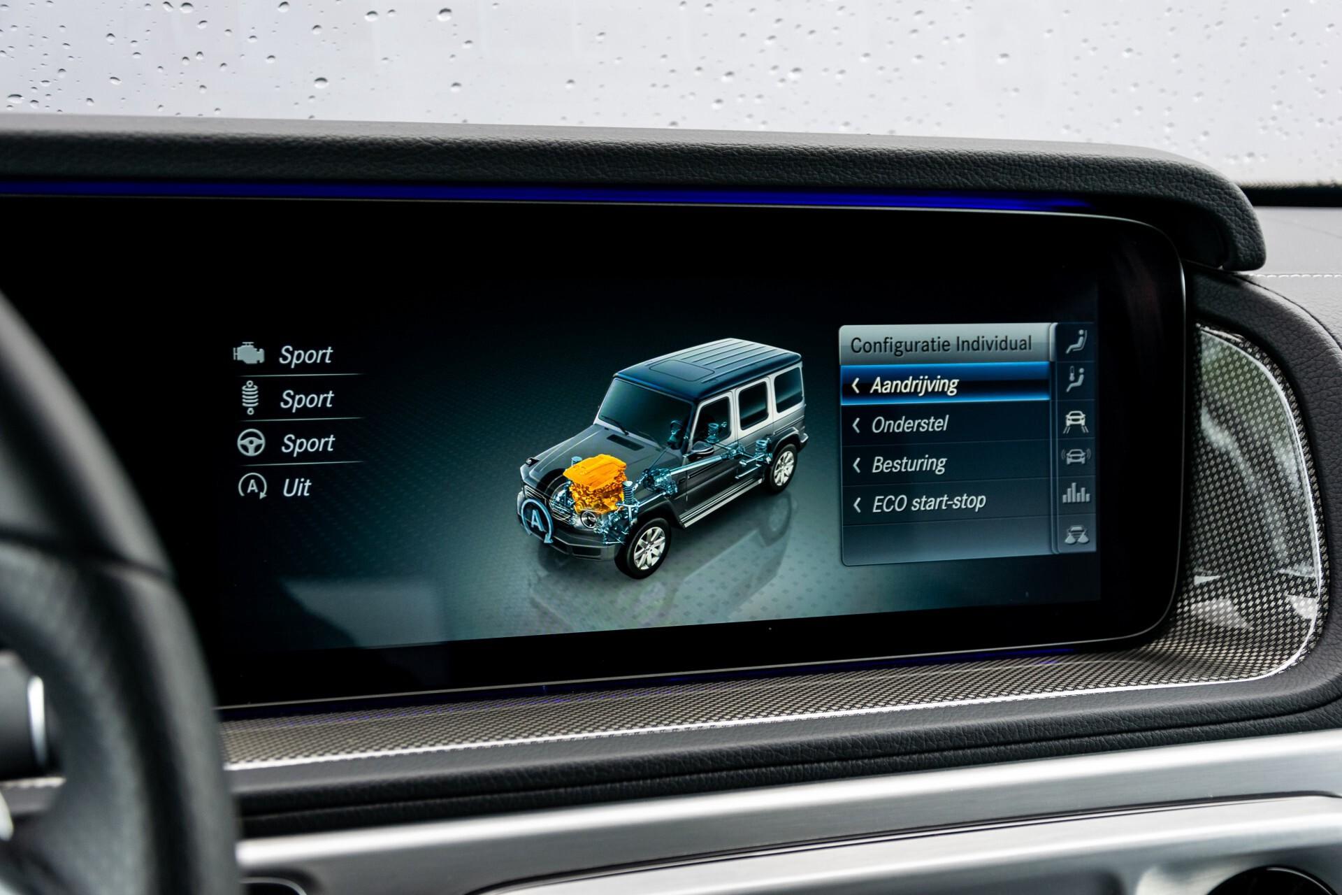 Mercedes-Benz G-Klasse 500 AMG Massage/Entertainment/Manufaktur/Standkachel/Distronic/RVS Aut9 Foto 22