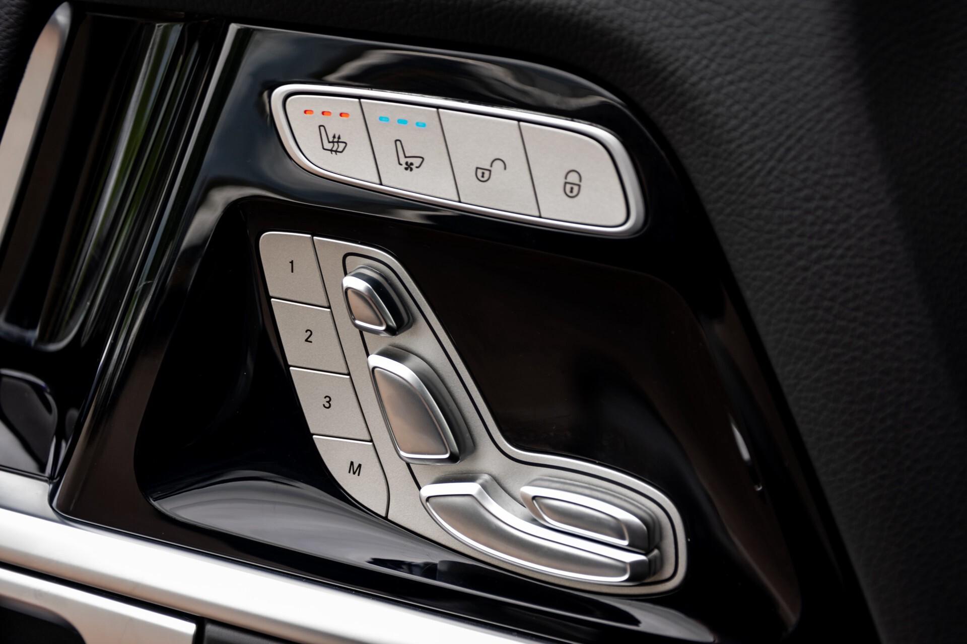 Mercedes-Benz G-Klasse 500 AMG Massage/Entertainment/Manufaktur/Standkachel/Distronic/RVS Aut9 Foto 23