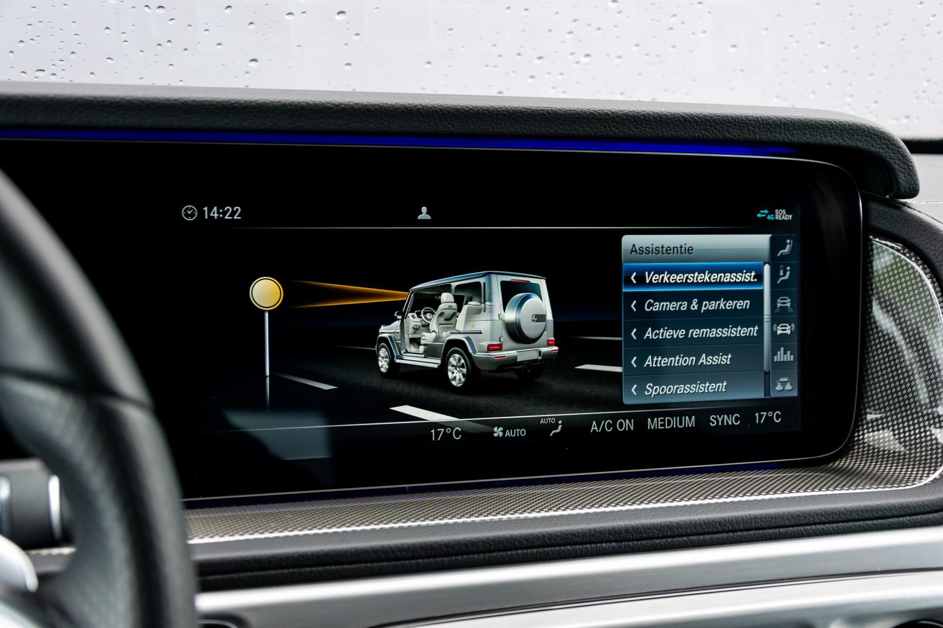Mercedes-Benz G-Klasse 500 AMG Massage/Entertainment/Manufaktur/Standkachel/Distronic/RVS Aut9 Foto 24