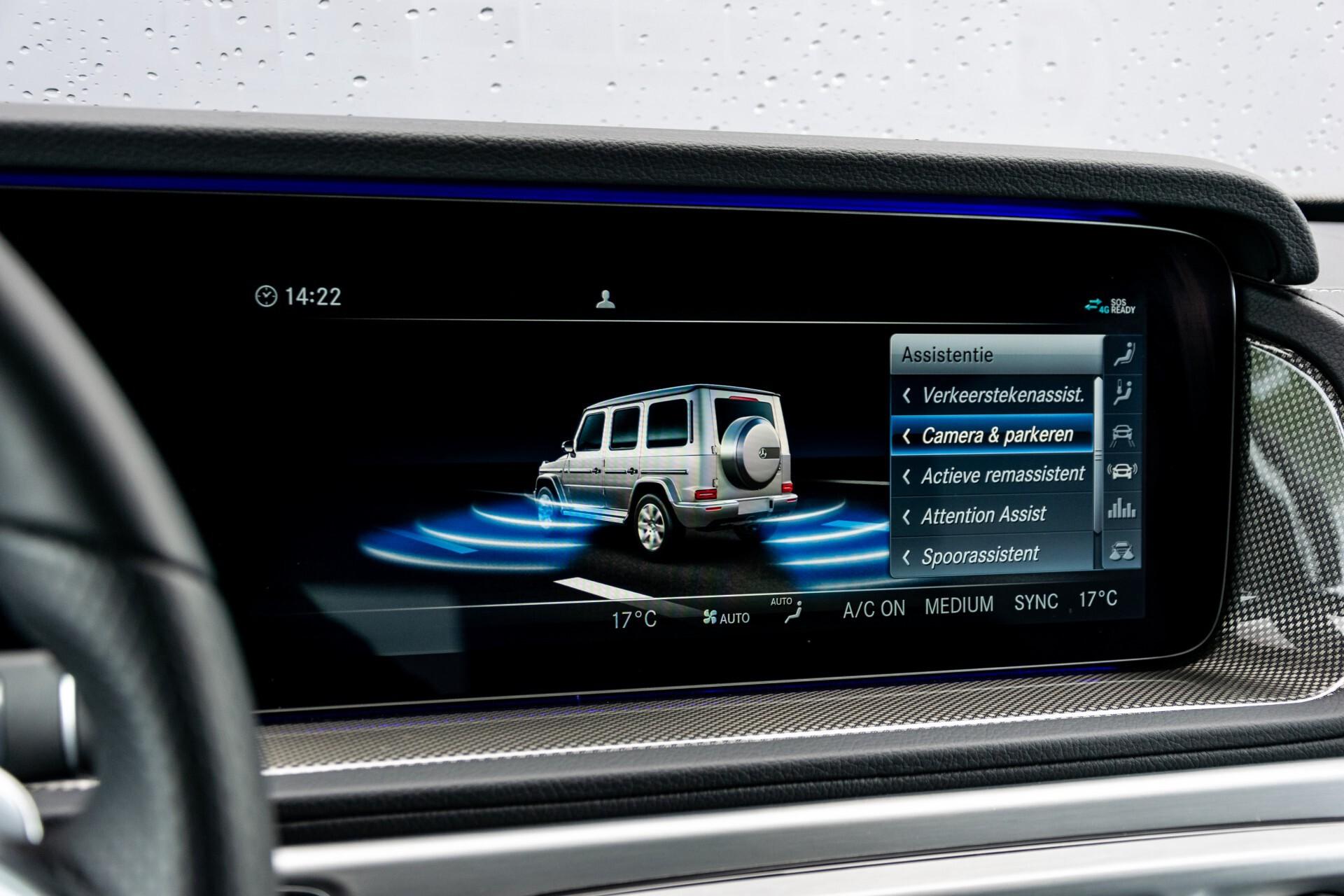 Mercedes-Benz G-Klasse 500 AMG Massage/Entertainment/Manufaktur/Standkachel/Distronic/RVS Aut9 Foto 26