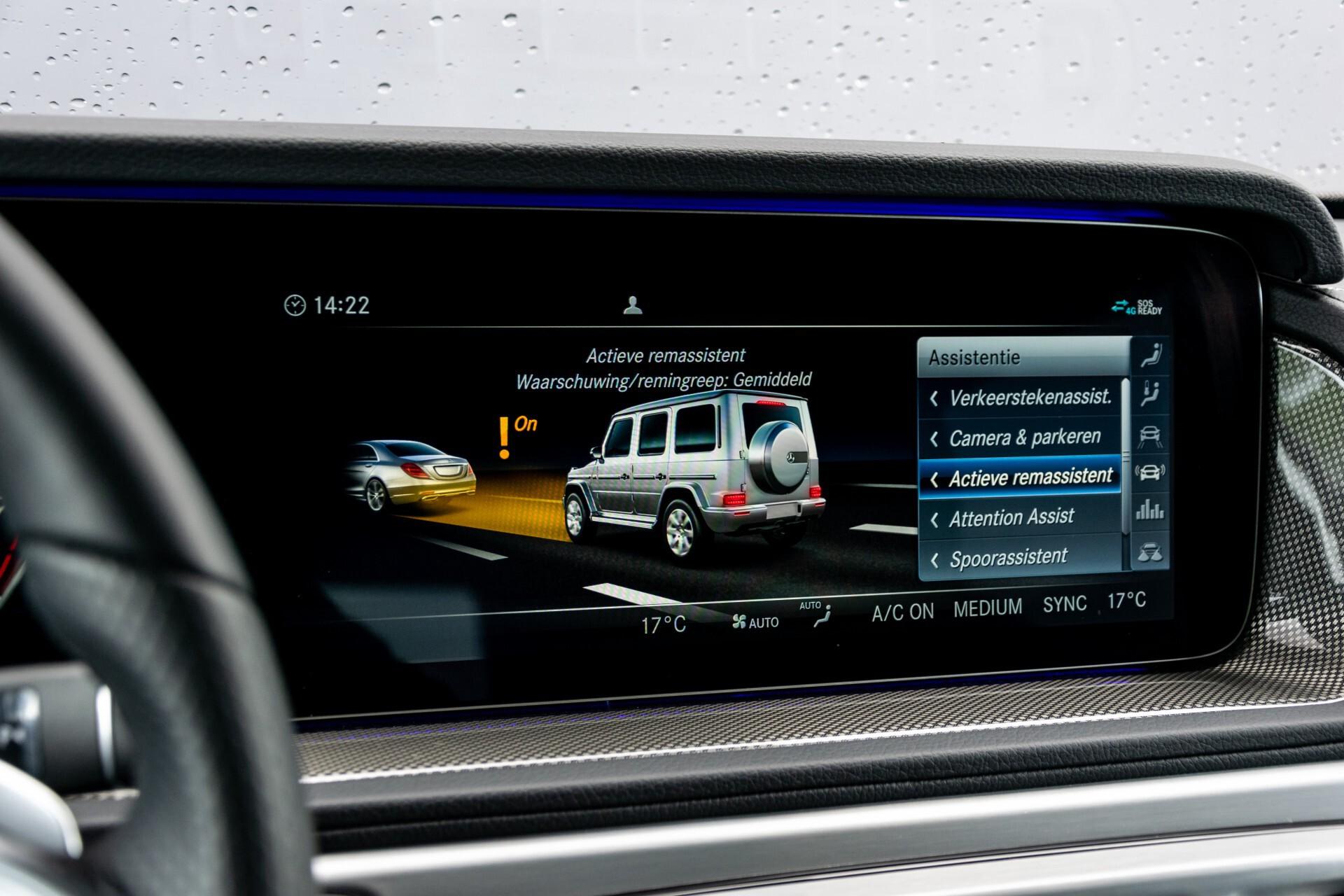 Mercedes-Benz G-Klasse 500 AMG Massage/Entertainment/Manufaktur/Standkachel/Distronic/RVS Aut9 Foto 28
