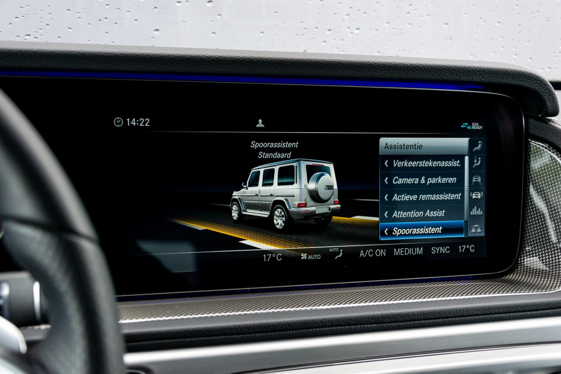 Mercedes-Benz G-Klasse 500 AMG Massage/Entertainment/Manufaktur/Standkachel/Distronic/RVS Aut9 Foto 30