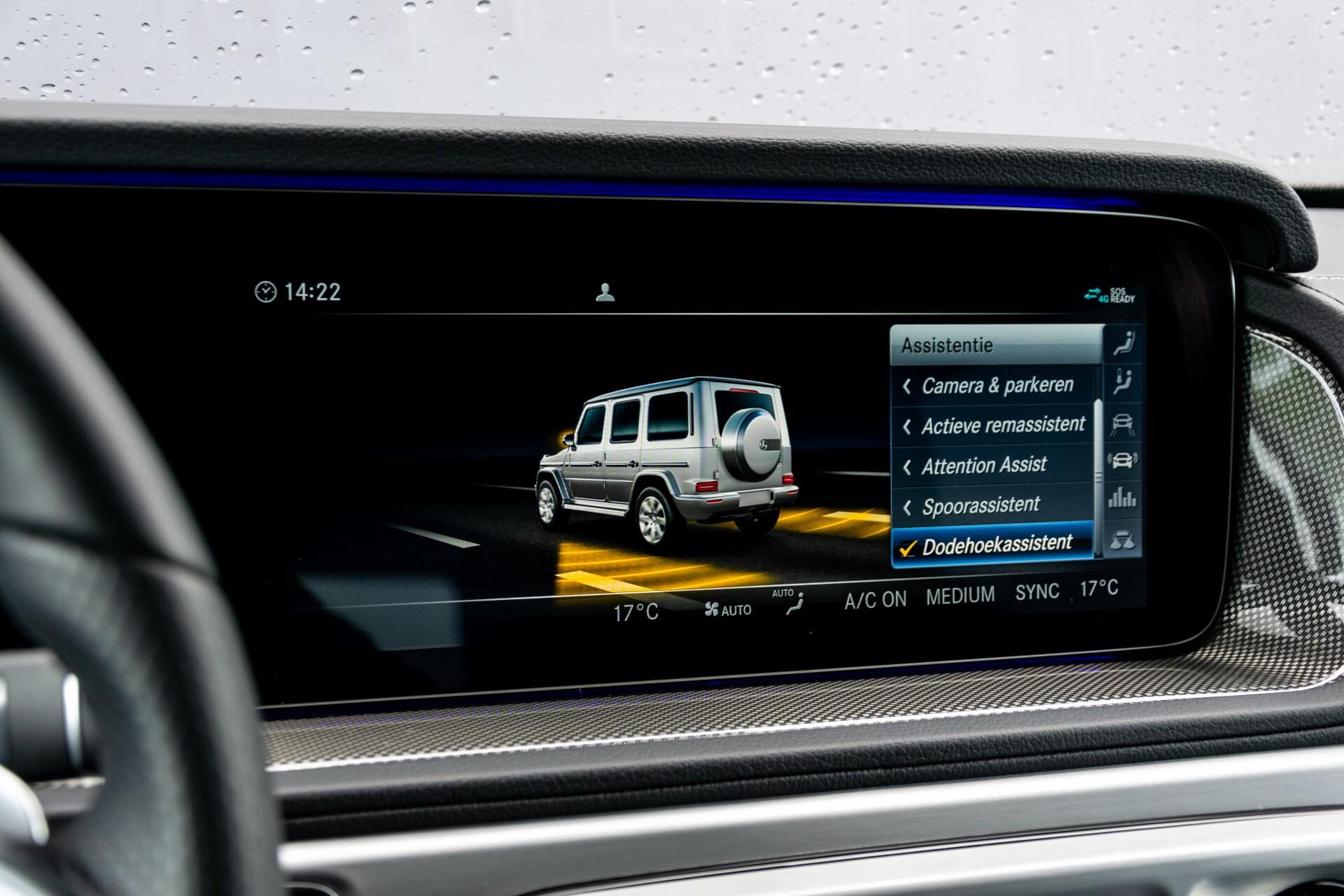 Mercedes-Benz G-Klasse 500 AMG Massage/Entertainment/Manufaktur/Standkachel/Distronic/RVS Aut9 Foto 32