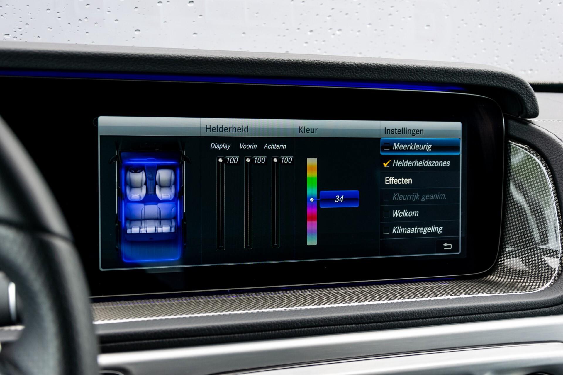 Mercedes-Benz G-Klasse 500 AMG Massage/Entertainment/Manufaktur/Standkachel/Distronic/RVS Aut9 Foto 34