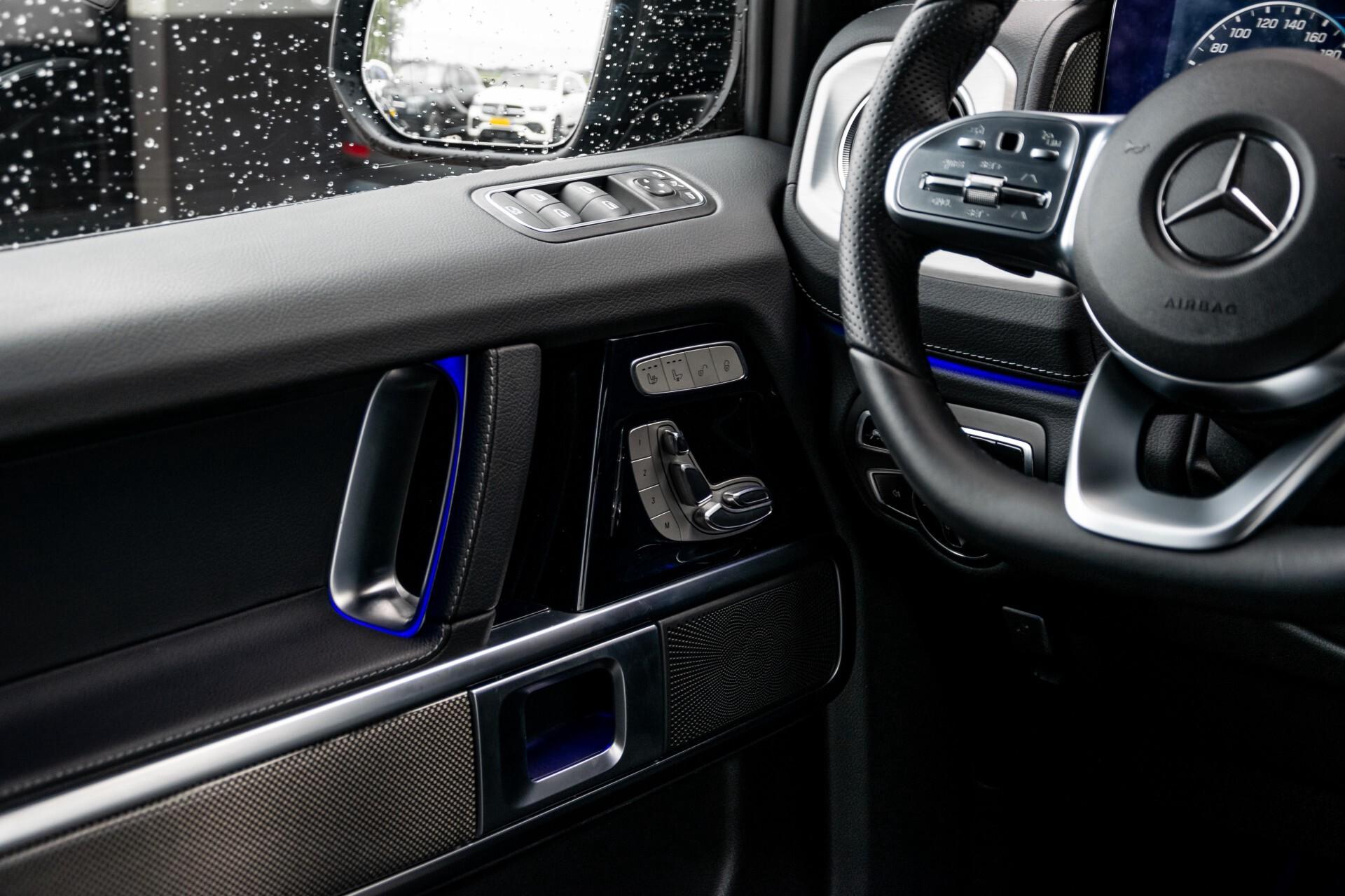 Mercedes-Benz G-Klasse 500 AMG Massage/Entertainment/Manufaktur/Standkachel/Distronic/RVS Aut9 Foto 35