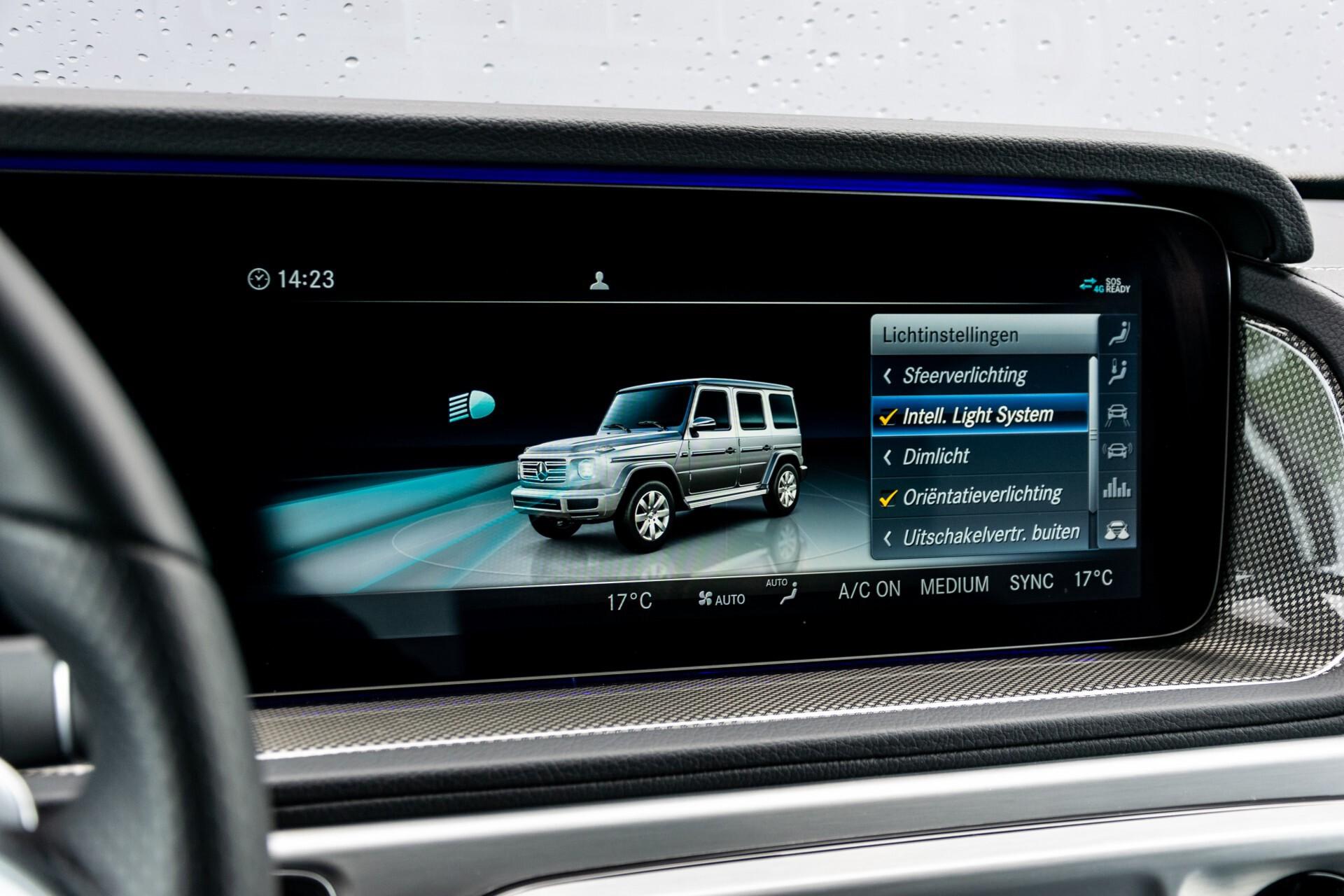 Mercedes-Benz G-Klasse 500 AMG Massage/Entertainment/Manufaktur/Standkachel/Distronic/RVS Aut9 Foto 36