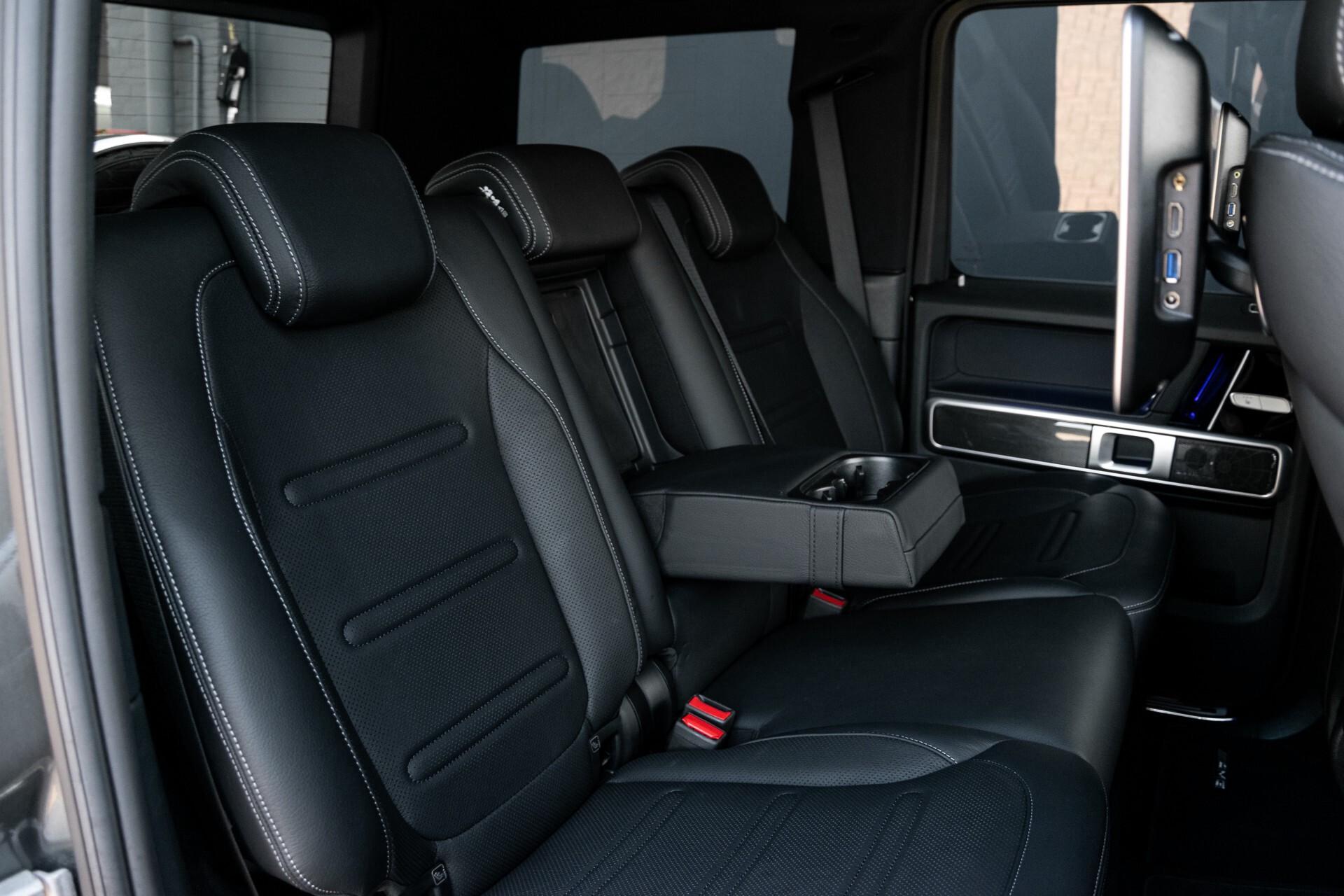 Mercedes-Benz G-Klasse 500 AMG Massage/Entertainment/Manufaktur/Standkachel/Distronic/RVS Aut9 Foto 4