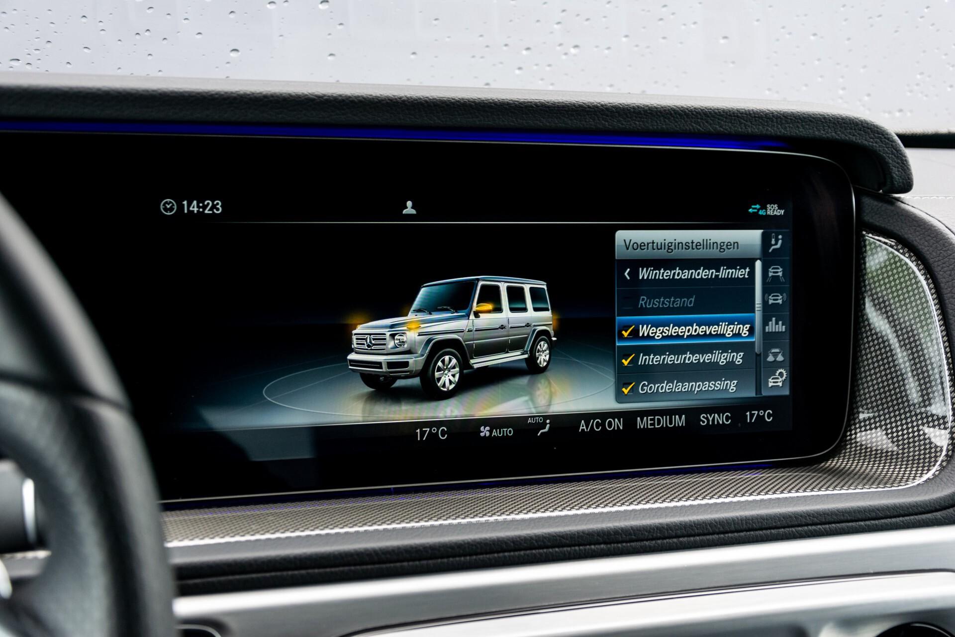 Mercedes-Benz G-Klasse 500 AMG Massage/Entertainment/Manufaktur/Standkachel/Distronic/RVS Aut9 Foto 40