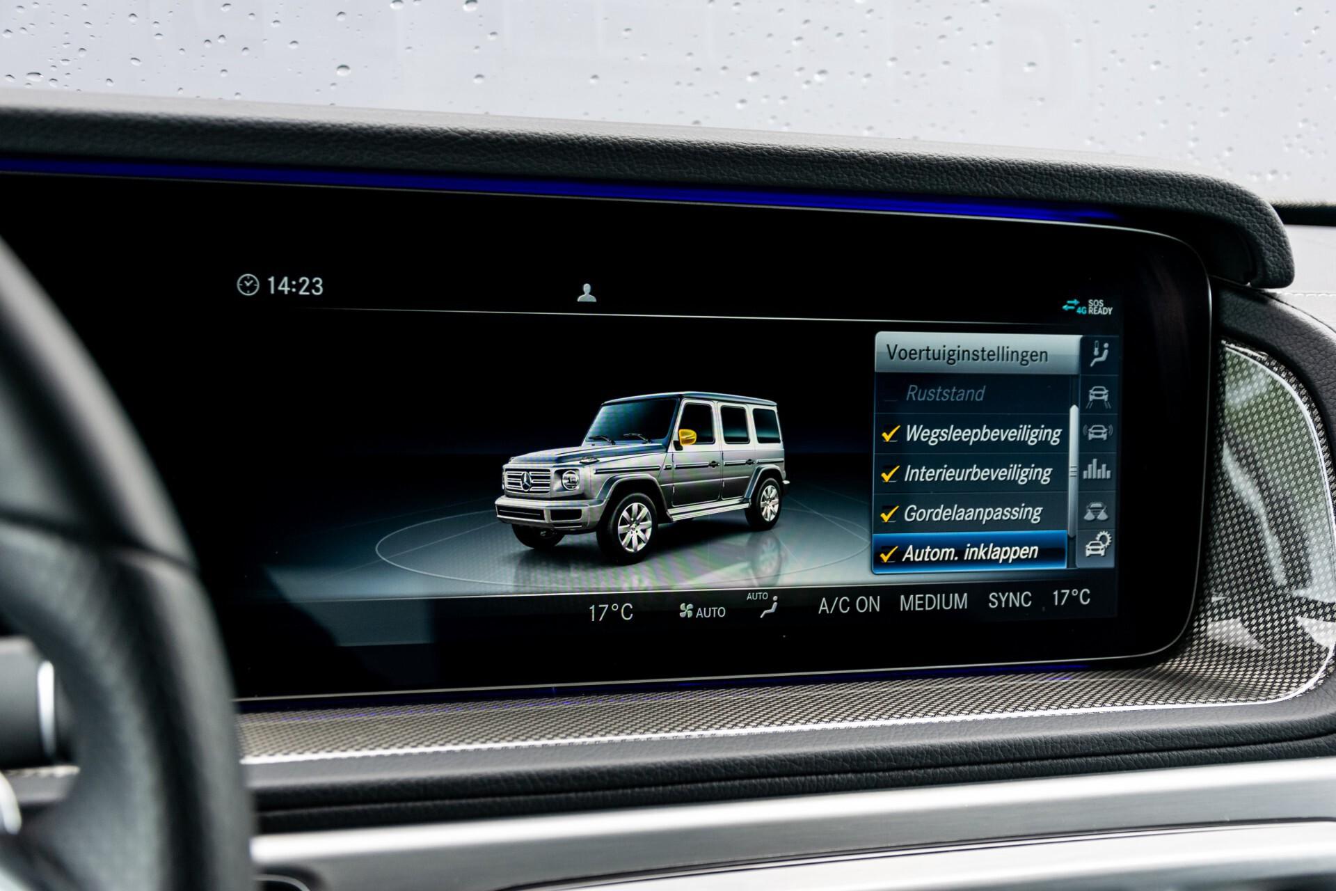 Mercedes-Benz G-Klasse 500 AMG Massage/Entertainment/Manufaktur/Standkachel/Distronic/RVS Aut9 Foto 42