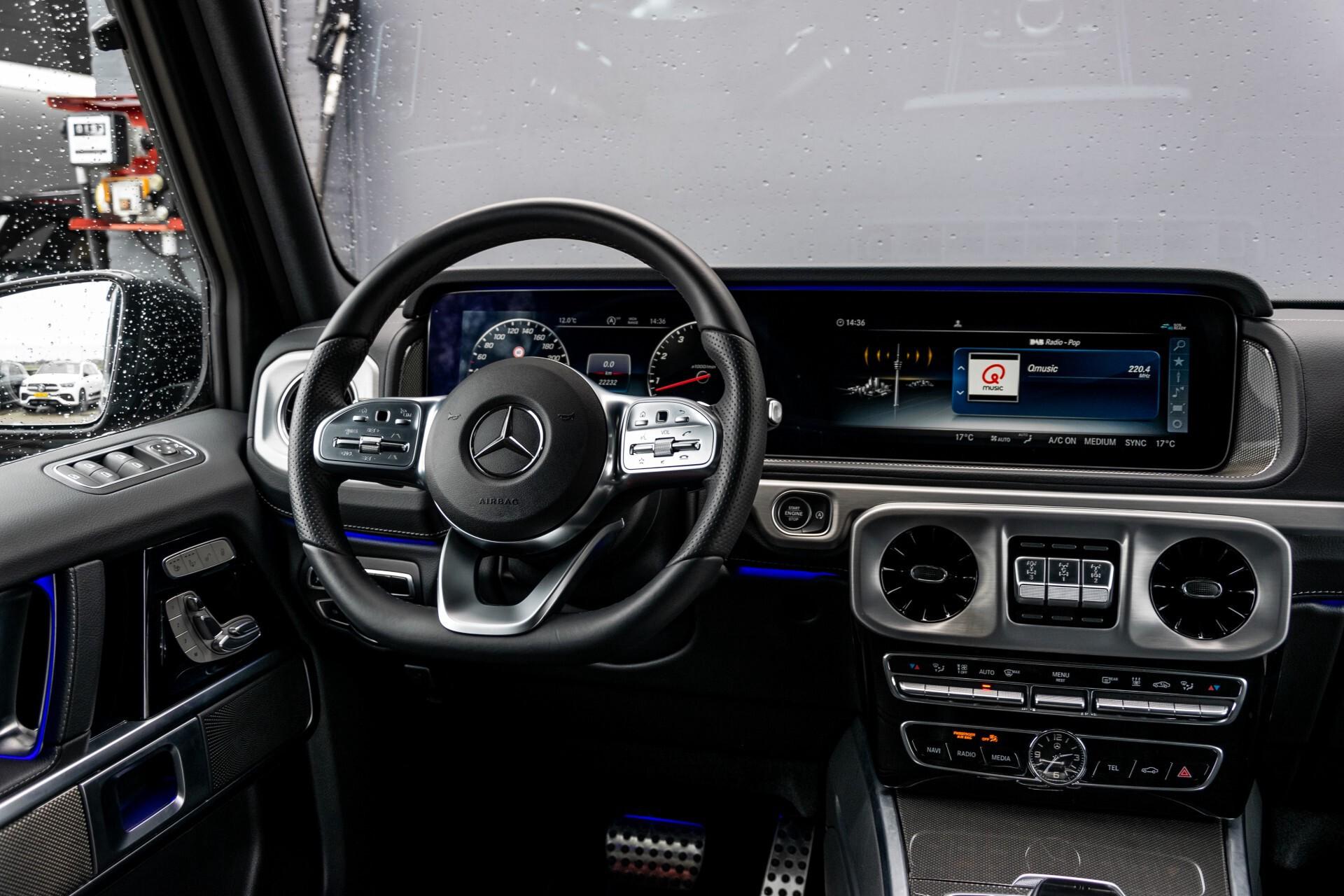 Mercedes-Benz G-Klasse 500 AMG Massage/Entertainment/Manufaktur/Standkachel/Distronic/RVS Aut9 Foto 5