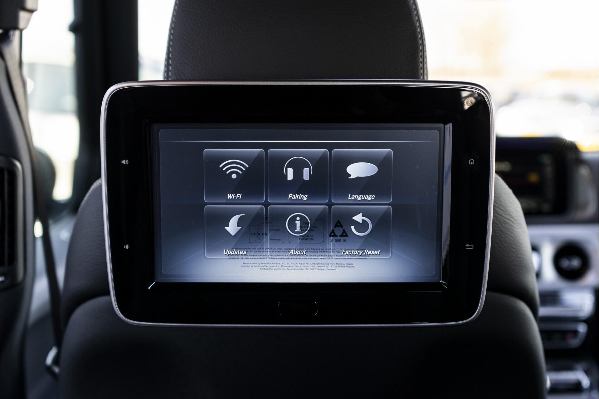 Mercedes-Benz G-Klasse 500 AMG Massage/Entertainment/Manufaktur/Standkachel/Distronic/RVS Aut9 Foto 51