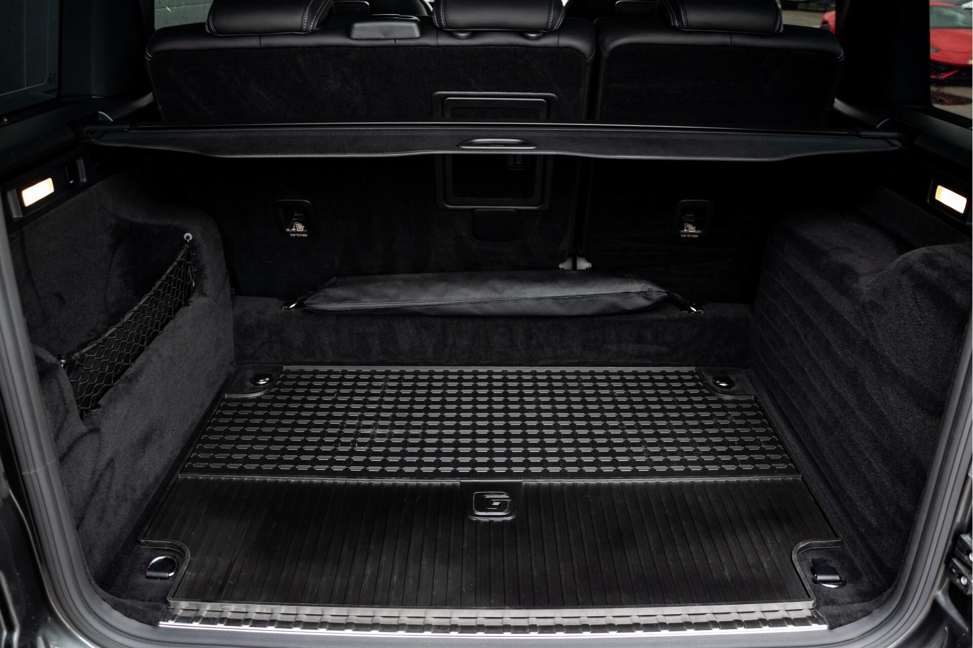 Mercedes-Benz G-Klasse 500 AMG Massage/Entertainment/Manufaktur/Standkachel/Distronic/RVS Aut9 Foto 53