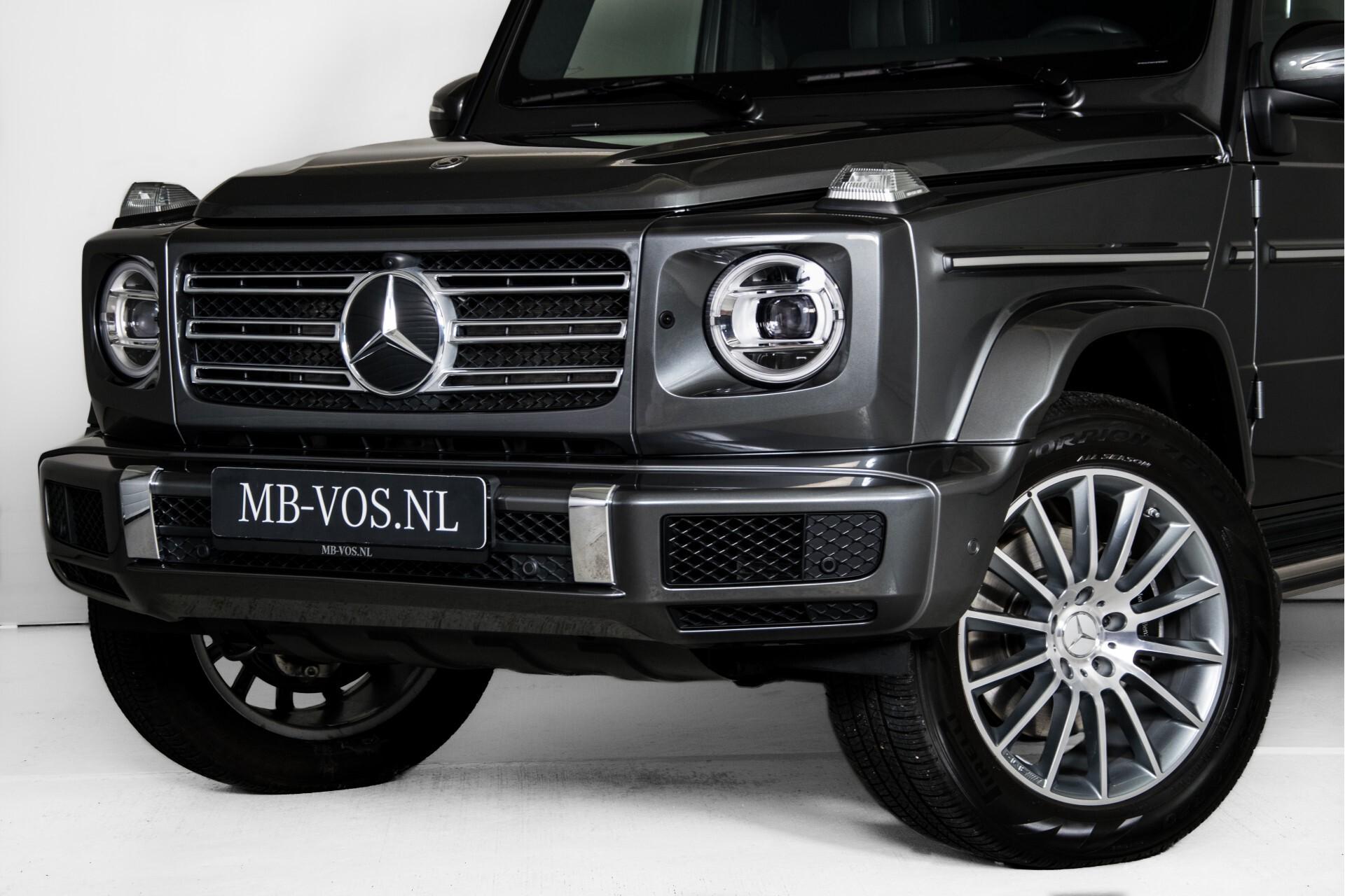 Mercedes-Benz G-Klasse 500 AMG Massage/Entertainment/Manufaktur/Standkachel/Distronic/RVS Aut9 Foto 56