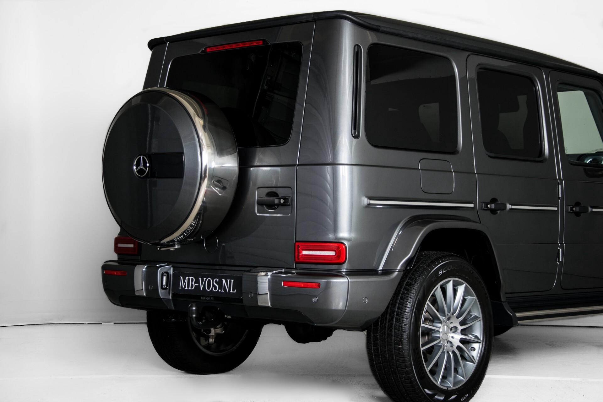 Mercedes-Benz G-Klasse 500 AMG Massage/Entertainment/Manufaktur/Standkachel/Distronic/RVS Aut9 Foto 57